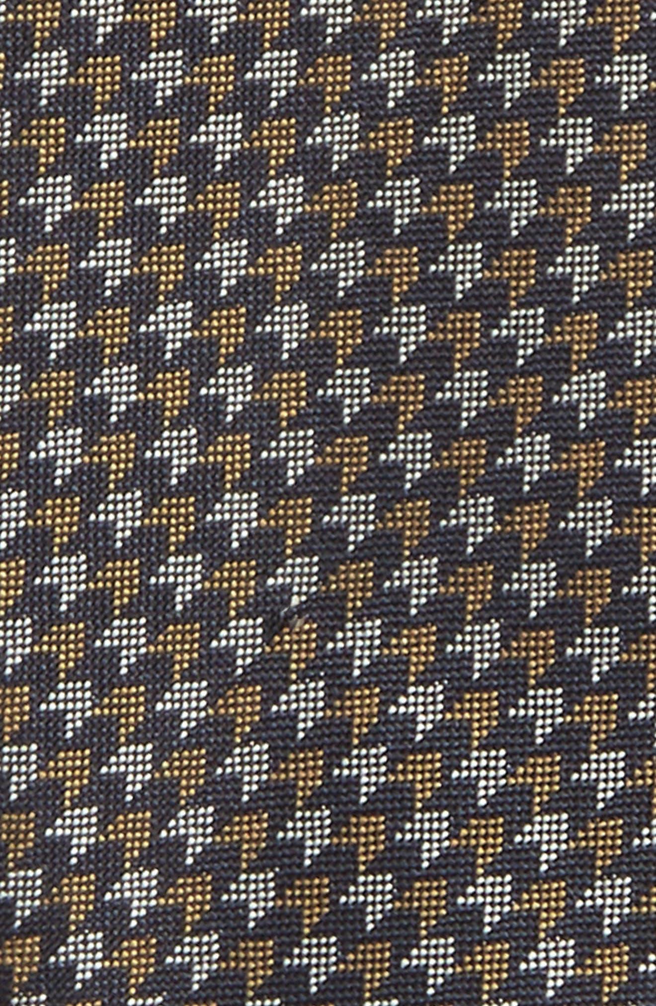 One Way Geometric Silk Bow Tie,                             Alternate thumbnail 10, color,