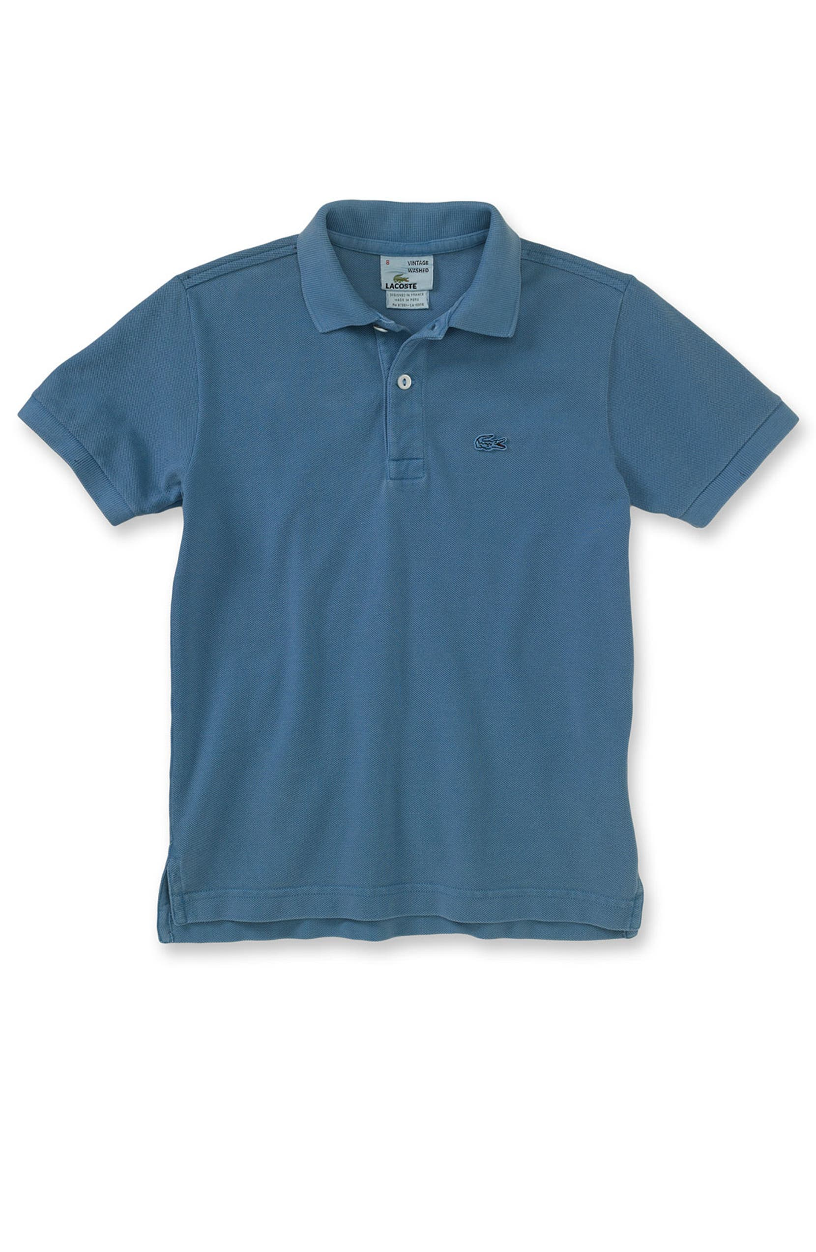 b6bfc354a26 Lacoste Vintage Washed Polo Shirts – EDGE Engineering and Consulting ...