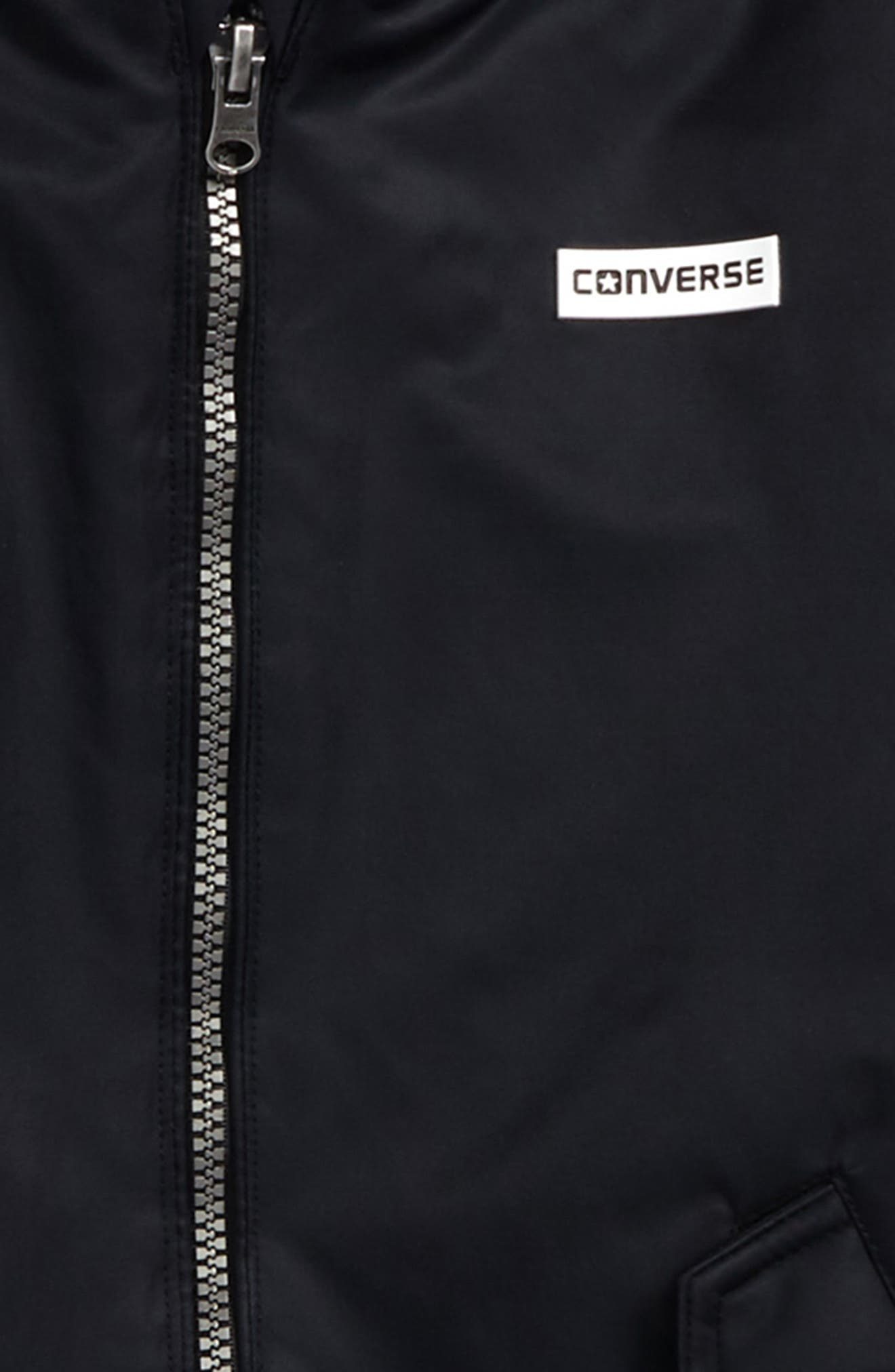 MA-1 Water Repellent Bomber Jacket,                             Alternate thumbnail 3, color,                             001