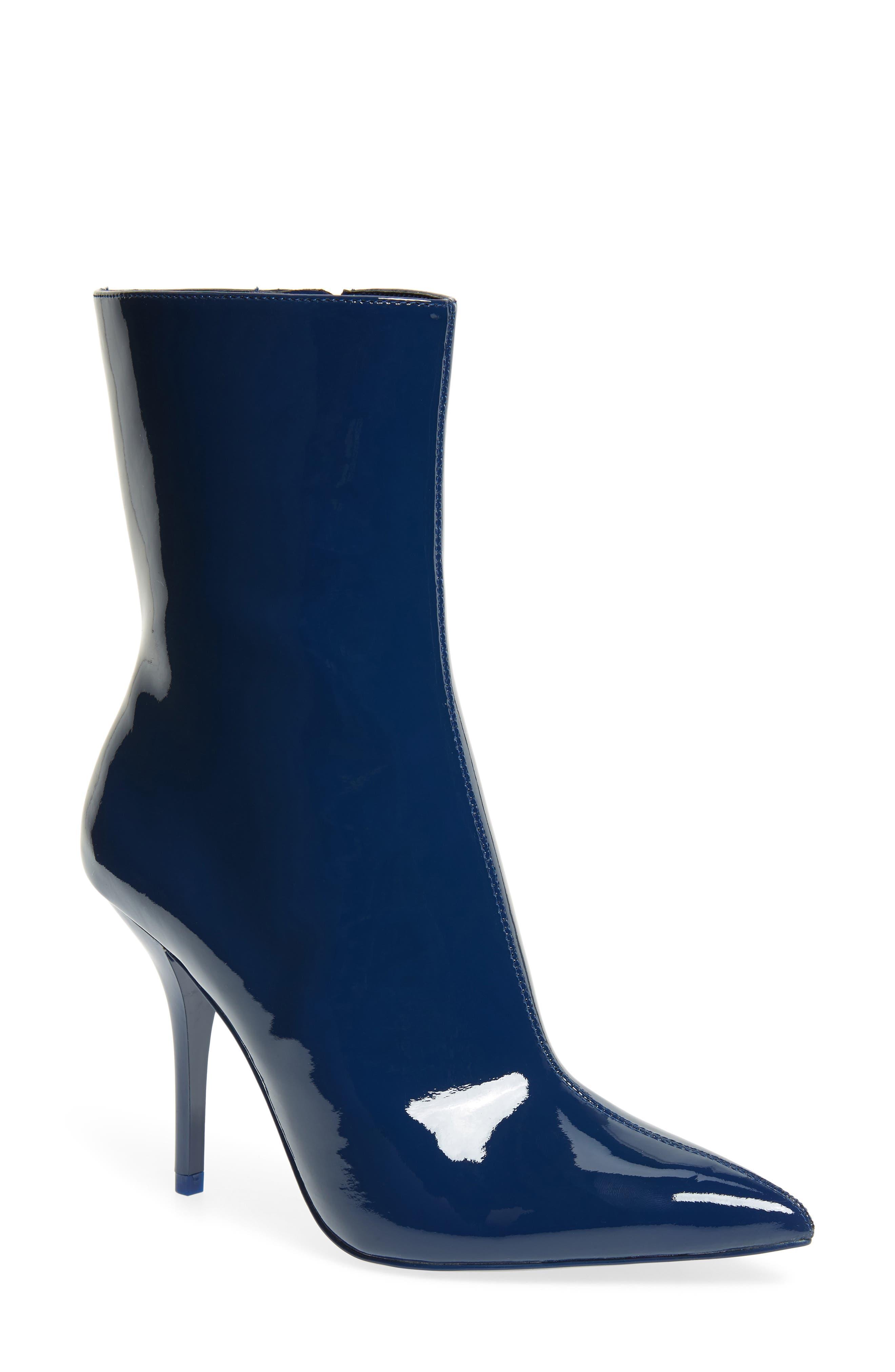 Calvin Klein Mada Bootie- Blue