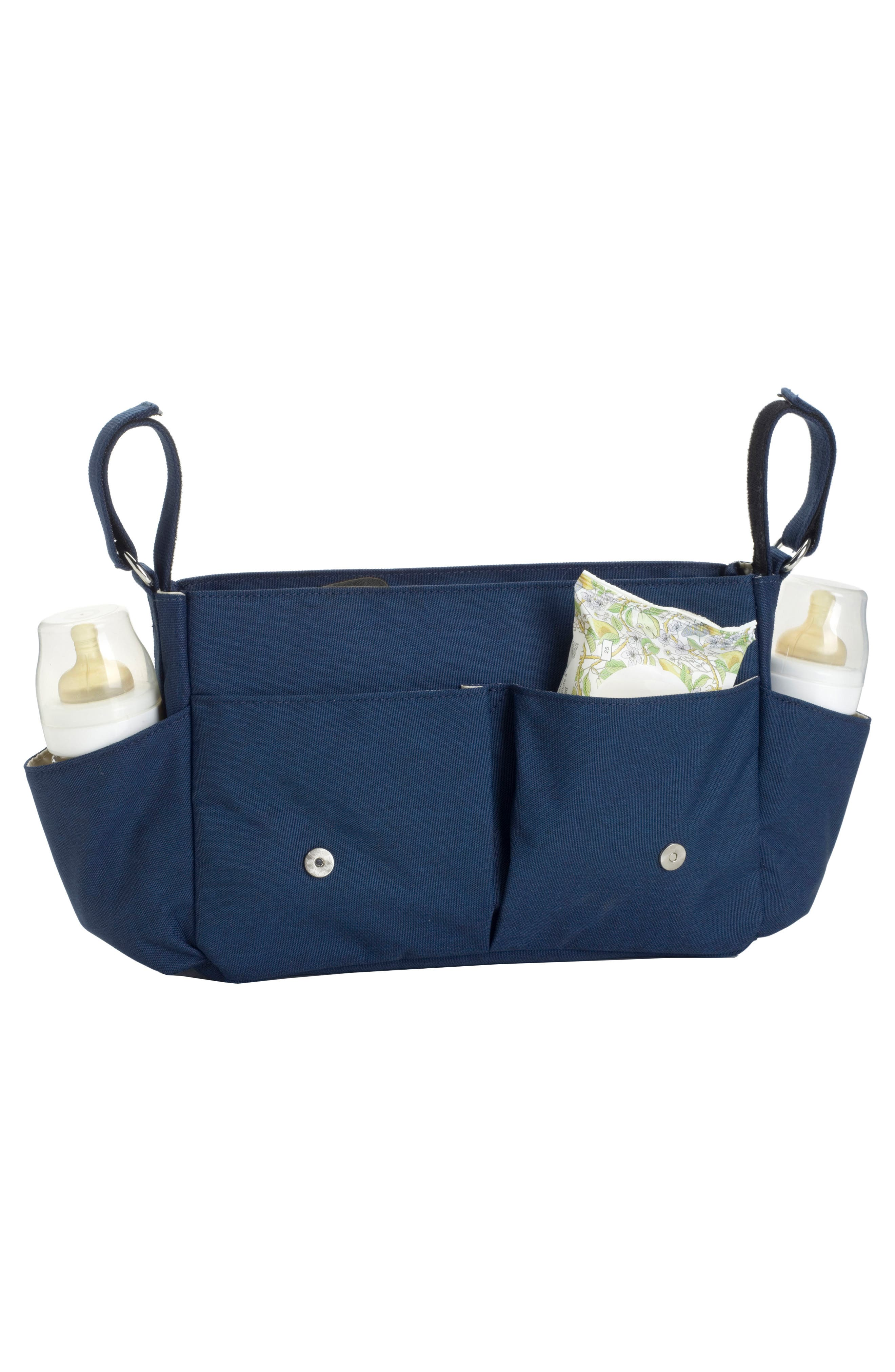 Stroller Caddy,                             Alternate thumbnail 4, color,                             NAVY
