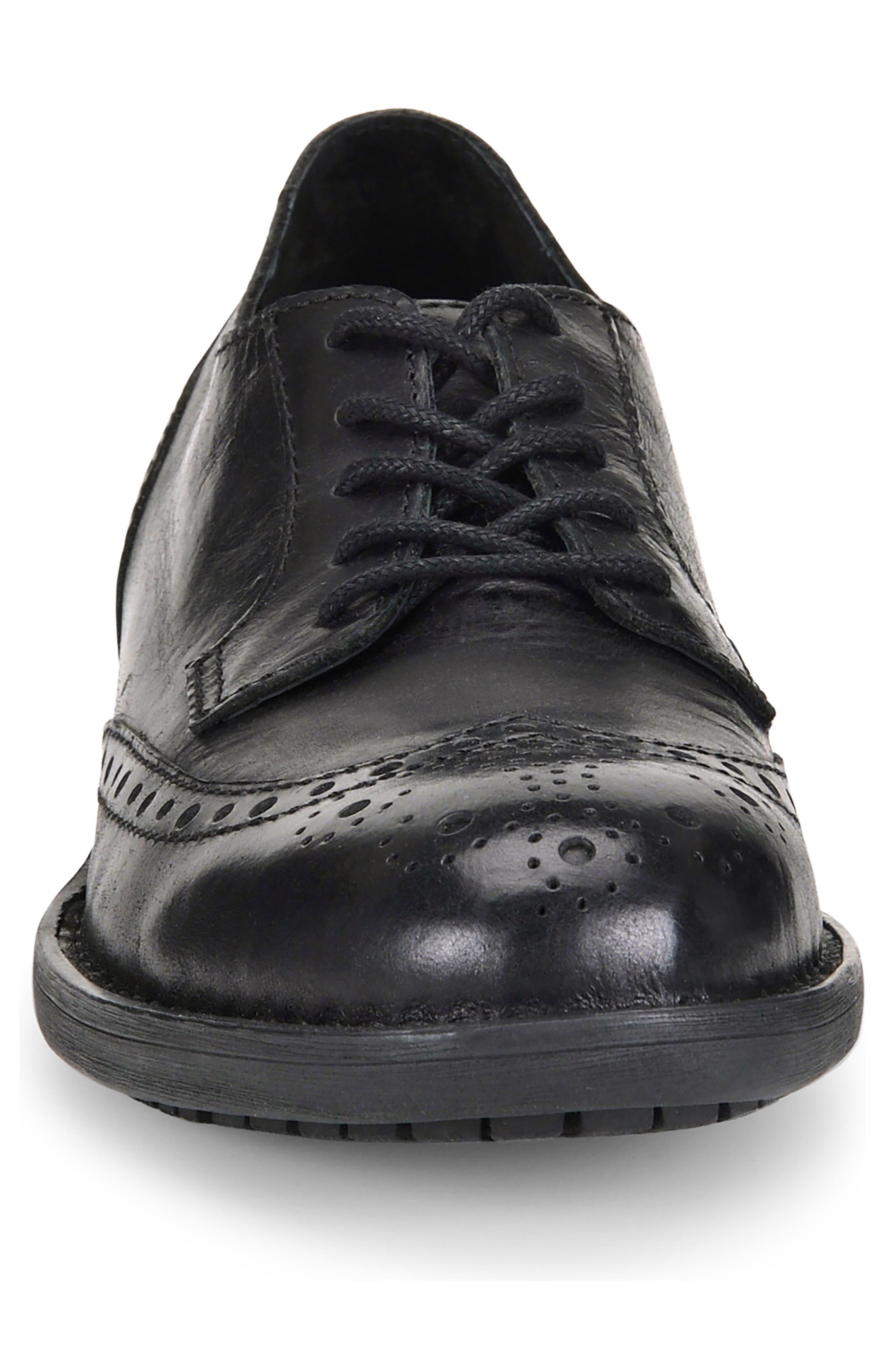 Alfred Wingtip,                             Alternate thumbnail 4, color,                             001