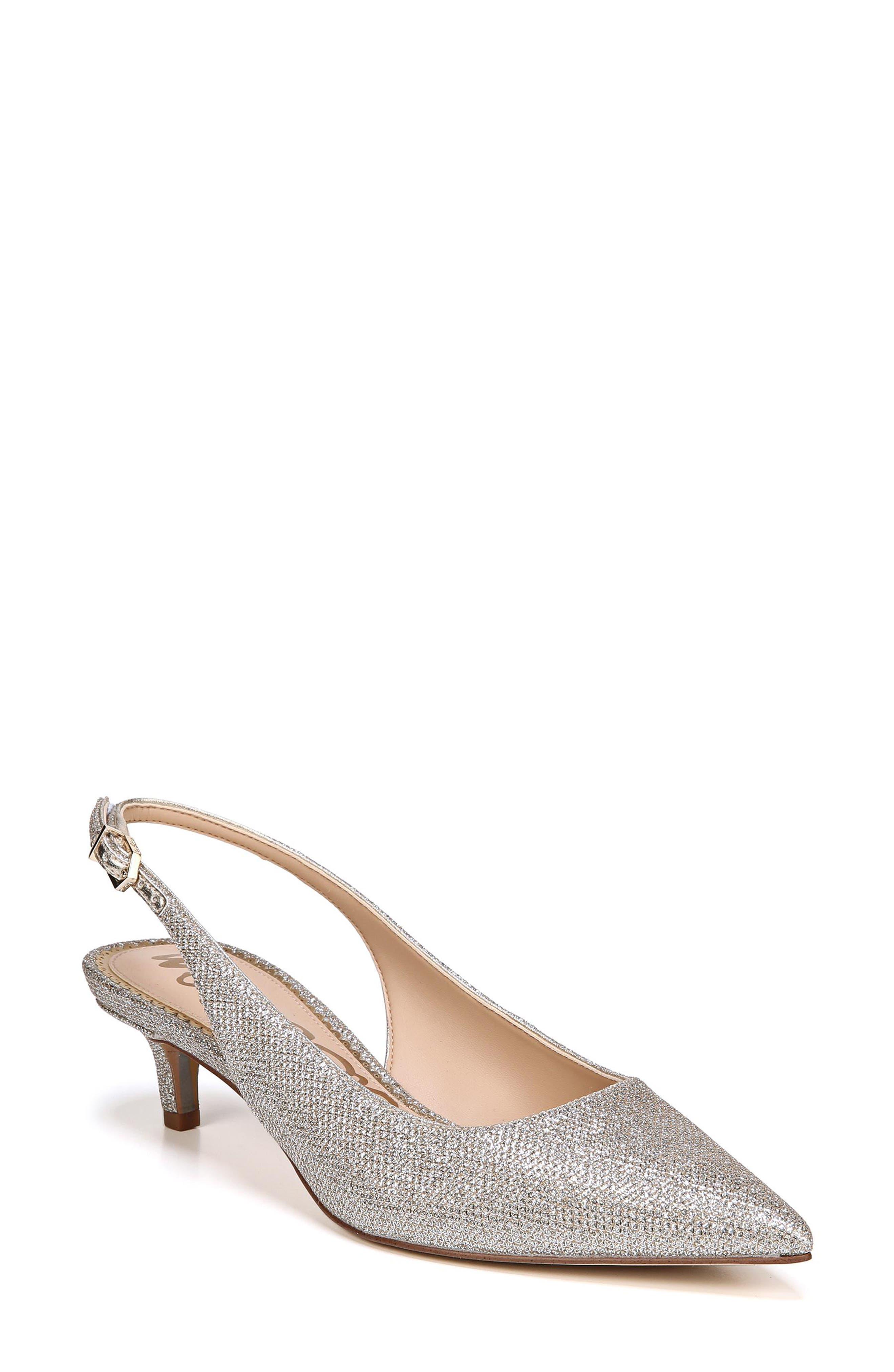 Pin Up Shoes- Heels, Pumps & Flats Womens Sam Edelman Ludlow Pump $76.96 AT vintagedancer.com