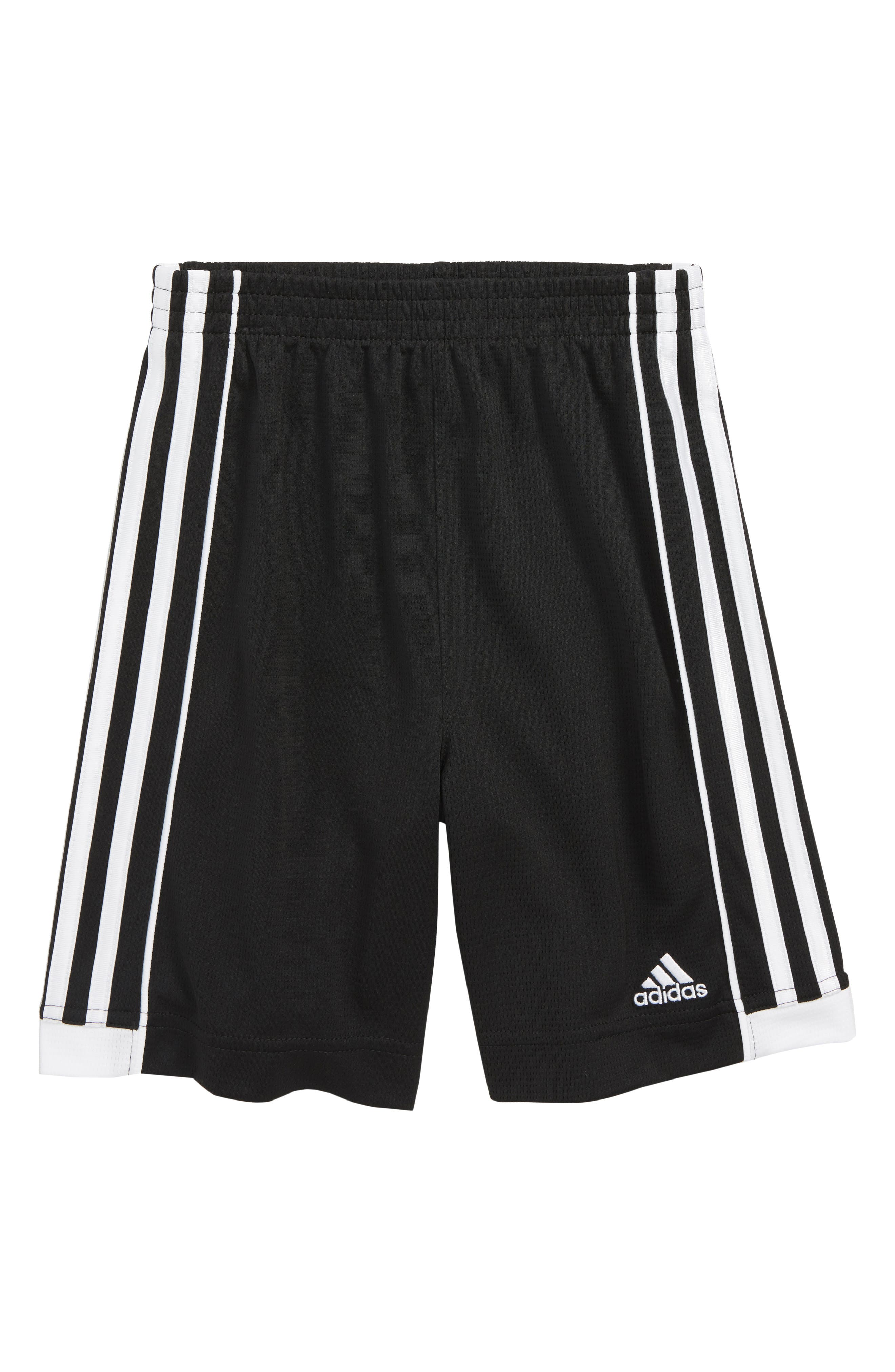 Speed 18 Shorts,                         Main,                         color, BLACK