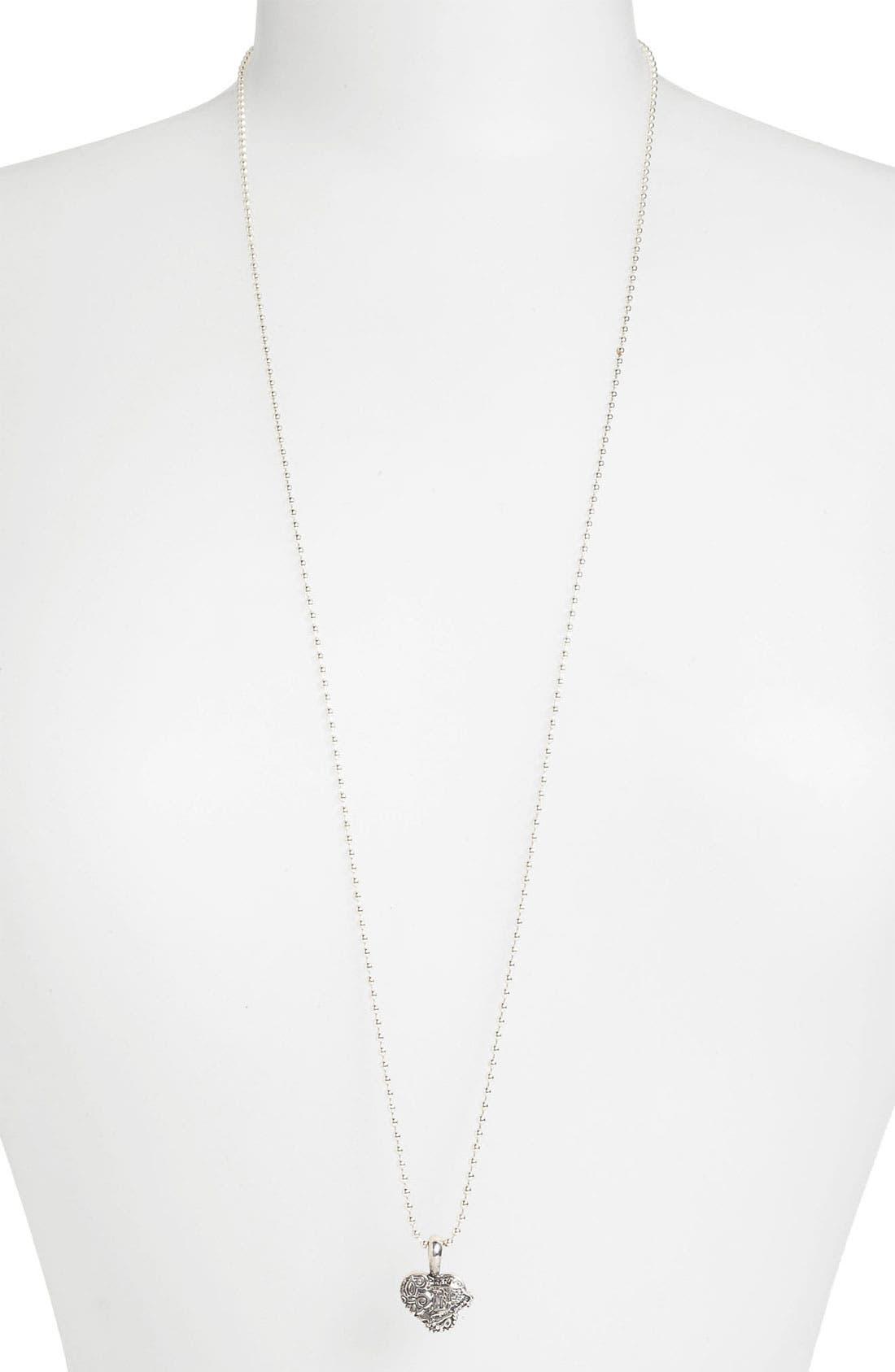 'Hearts of Lagos - Seattle' Reversible Pendant Necklace,                             Alternate thumbnail 18, color,
