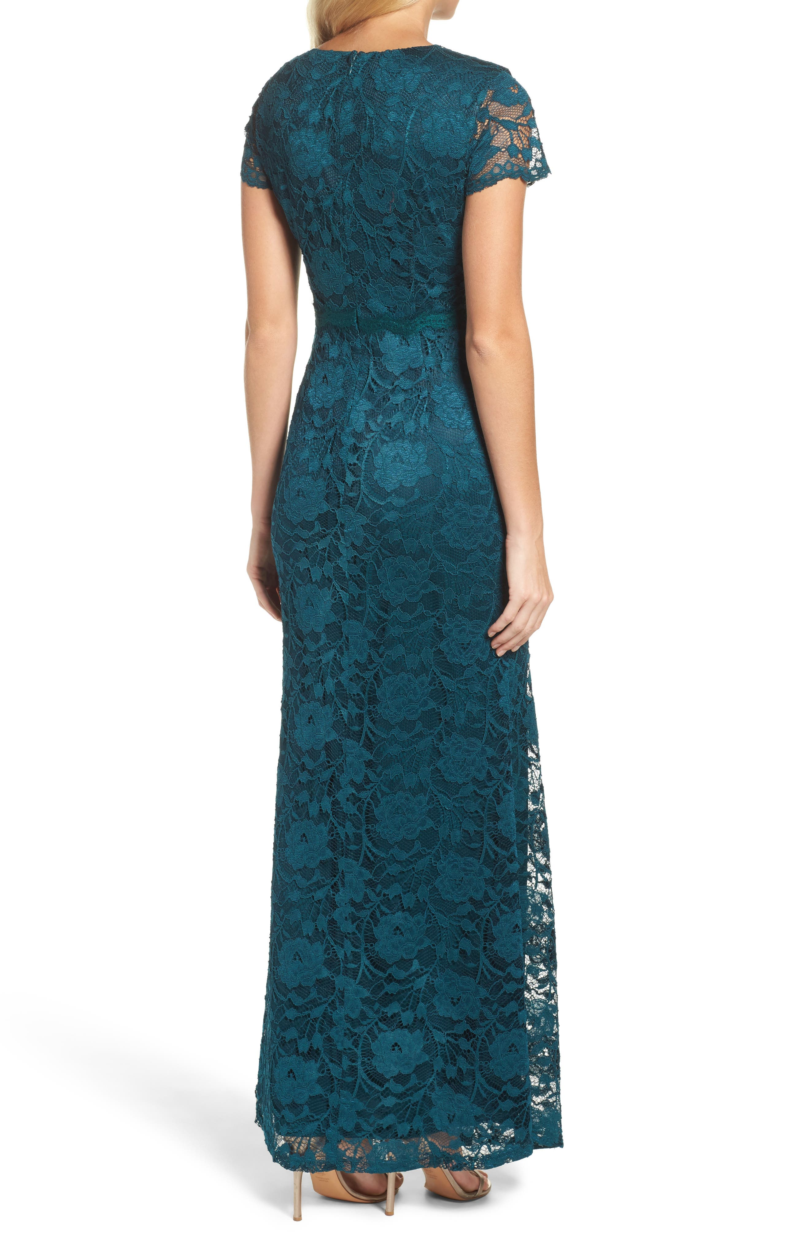 Lace Gown,                             Alternate thumbnail 2, color,                             300