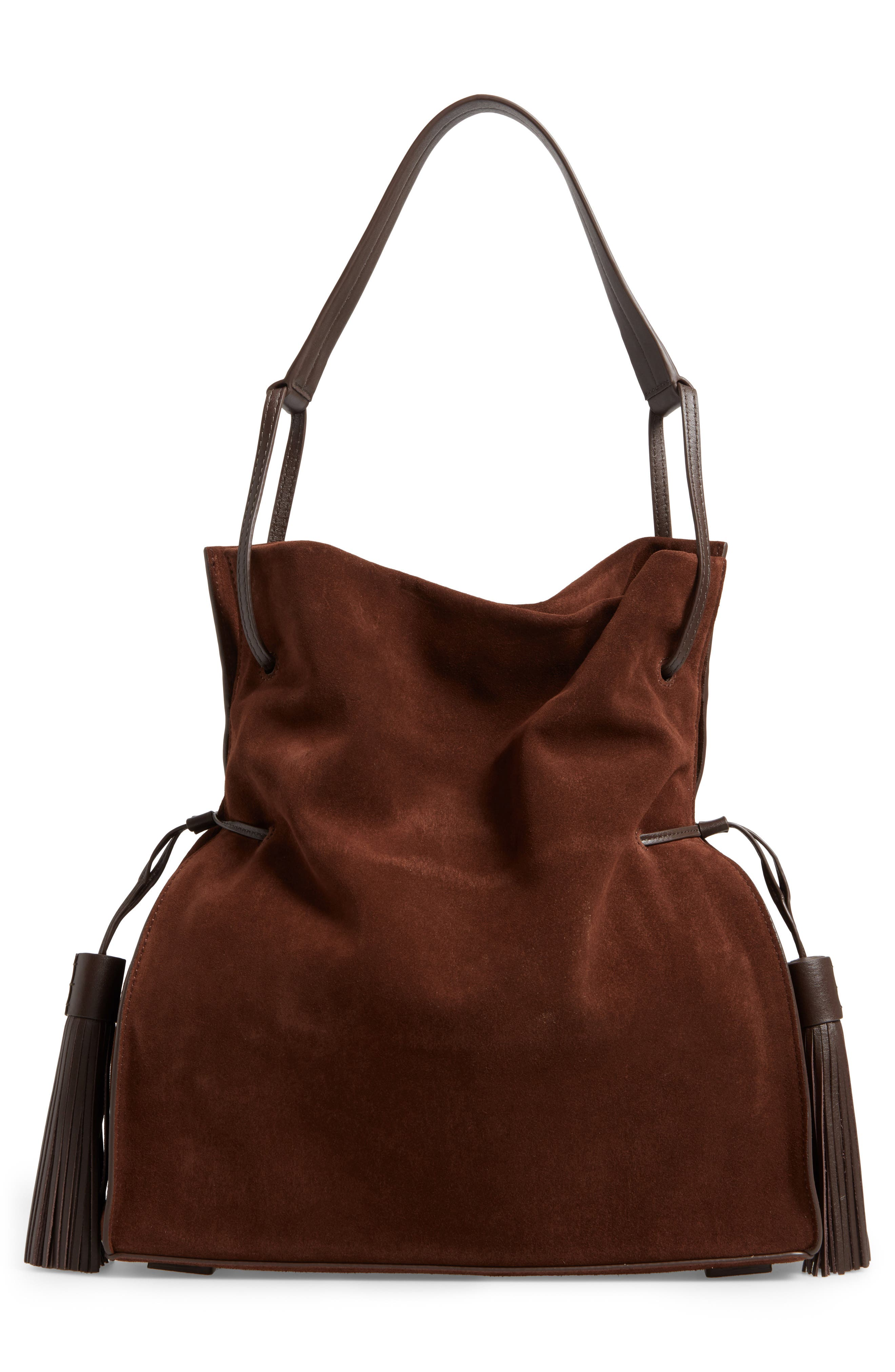 Freedom Suede Hobo,                             Alternate thumbnail 16, color,