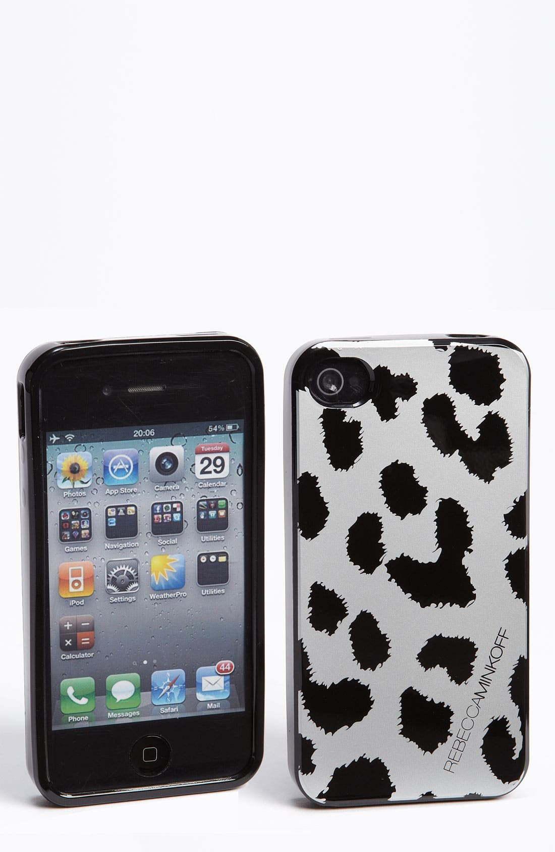 'Cheetah' iPhone 4 & 4S Case,                             Main thumbnail 1, color,                             040