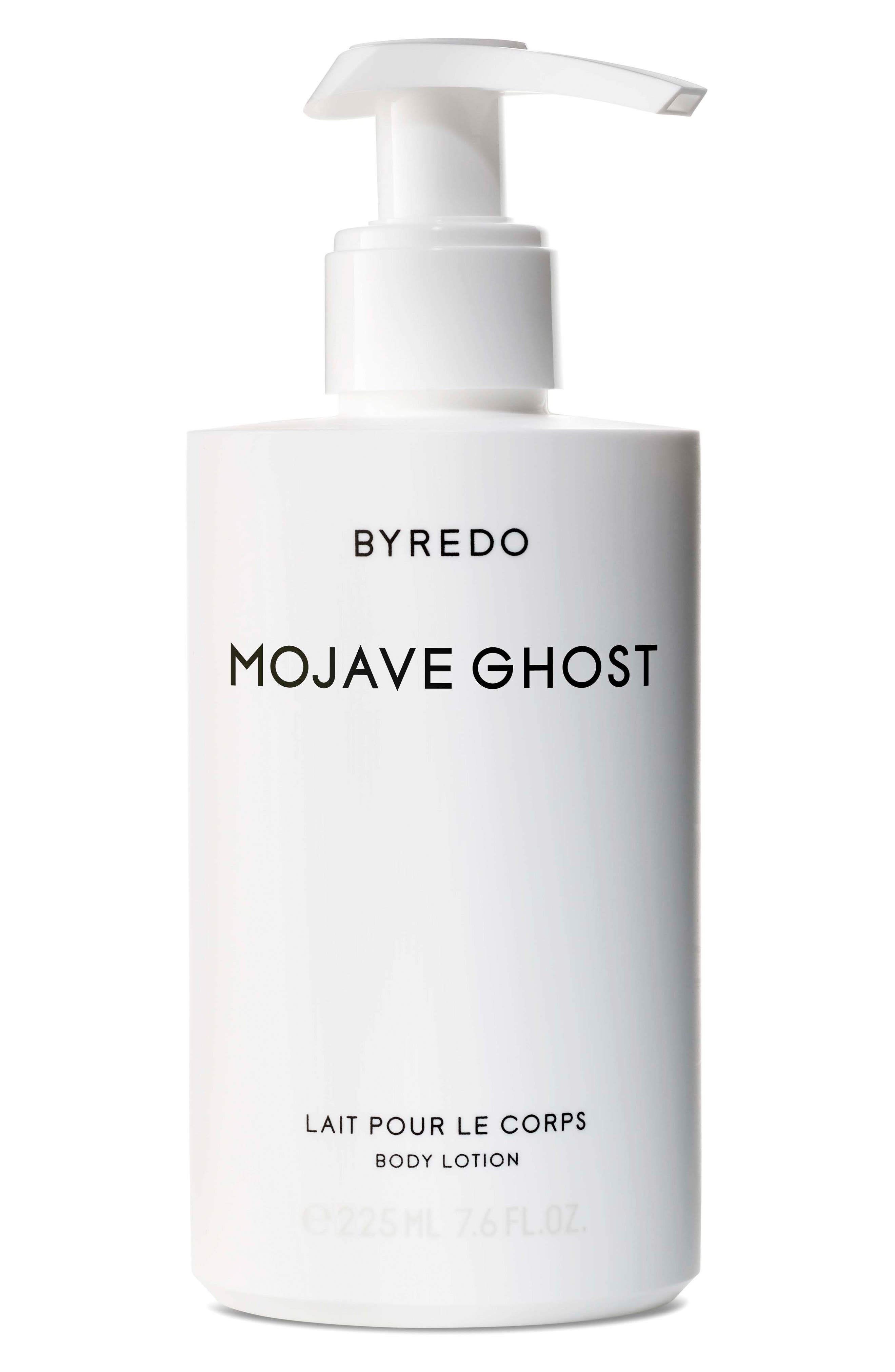 BYREDO,                             Mojave Ghost Body Lotion,                             Main thumbnail 1, color,                             NO COLOR