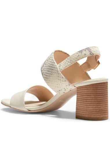 c72e8298431 Cole Haan Avani Block Heel Sandal (Women)