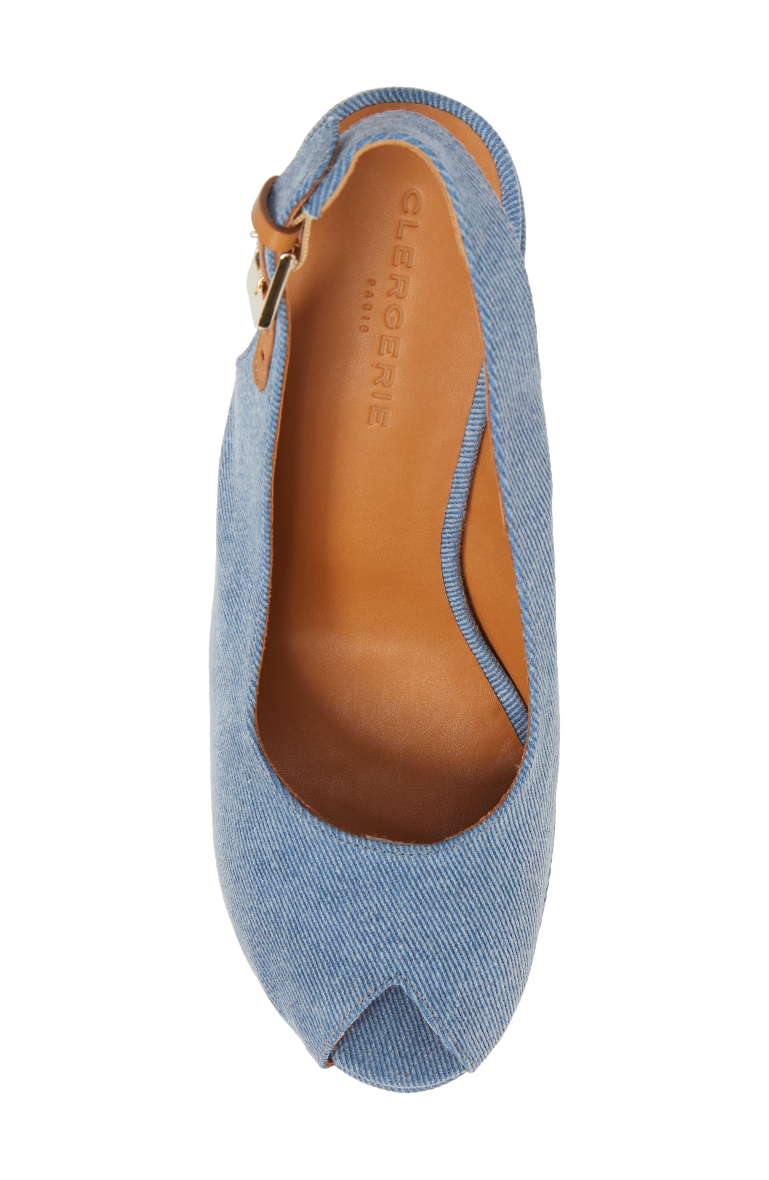 Dylanto Platform Wedge Sandal,                             Alternate thumbnail 5, color,                             400