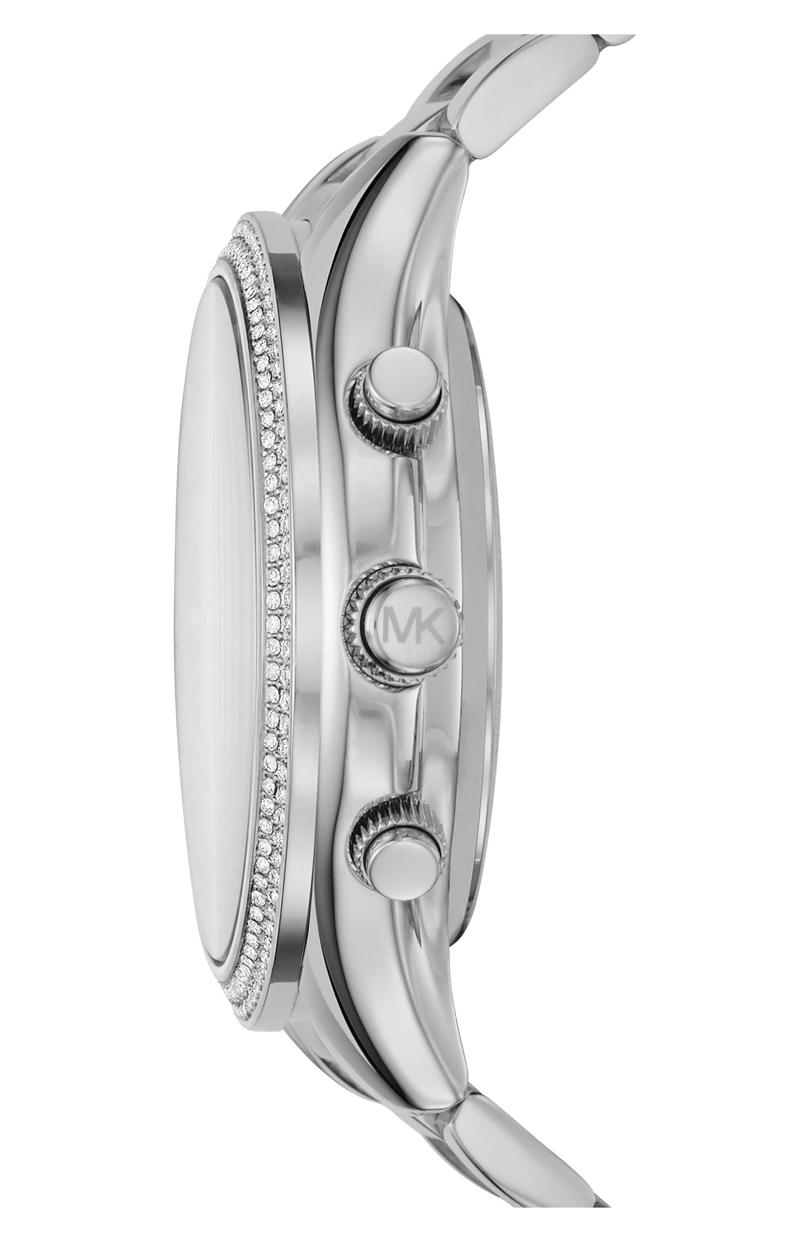 Access Smart Bracelet Watch, 42mm,                             Alternate thumbnail 5, color,