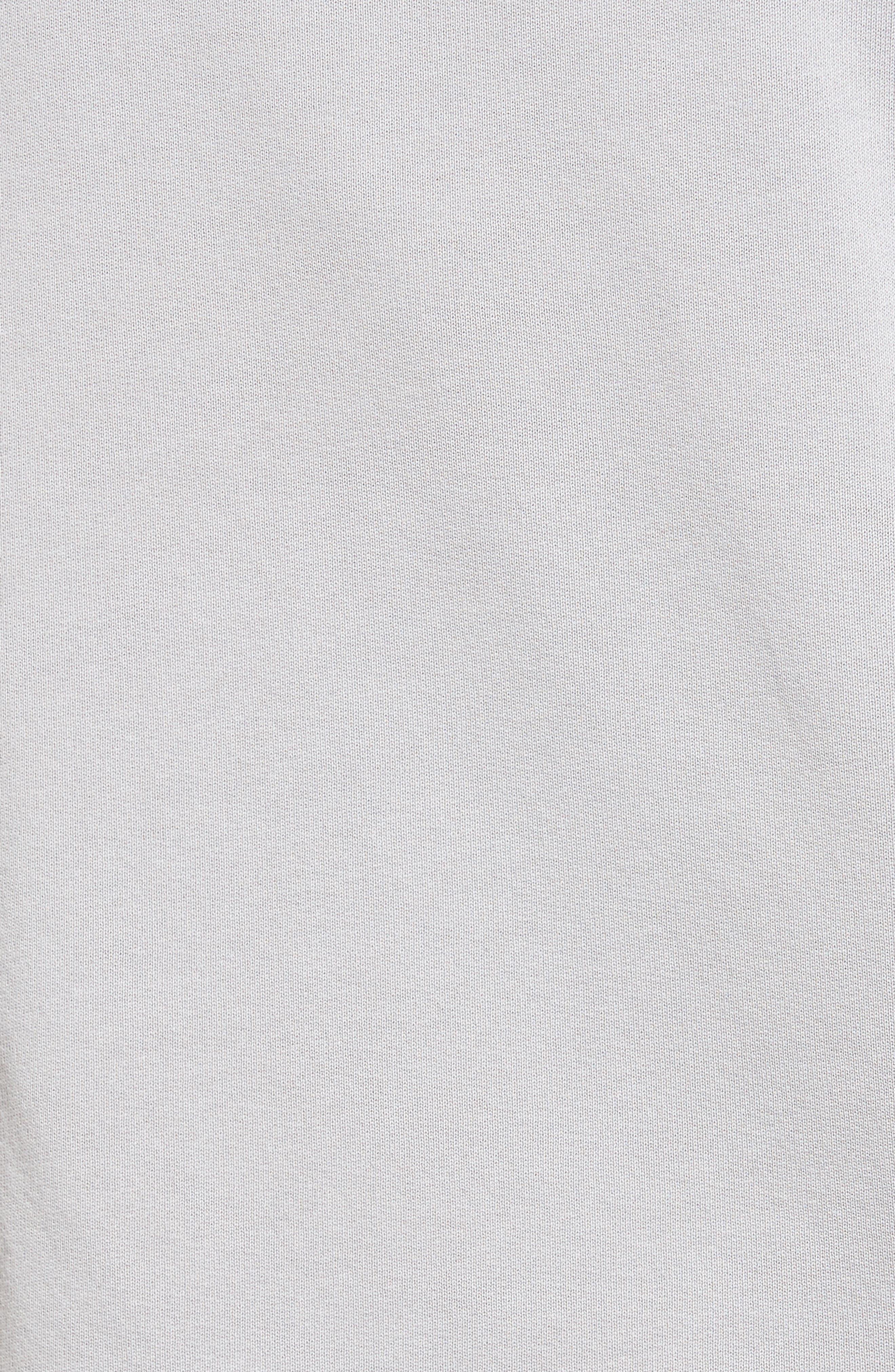 Cotton Poncho,                             Alternate thumbnail 5, color,
