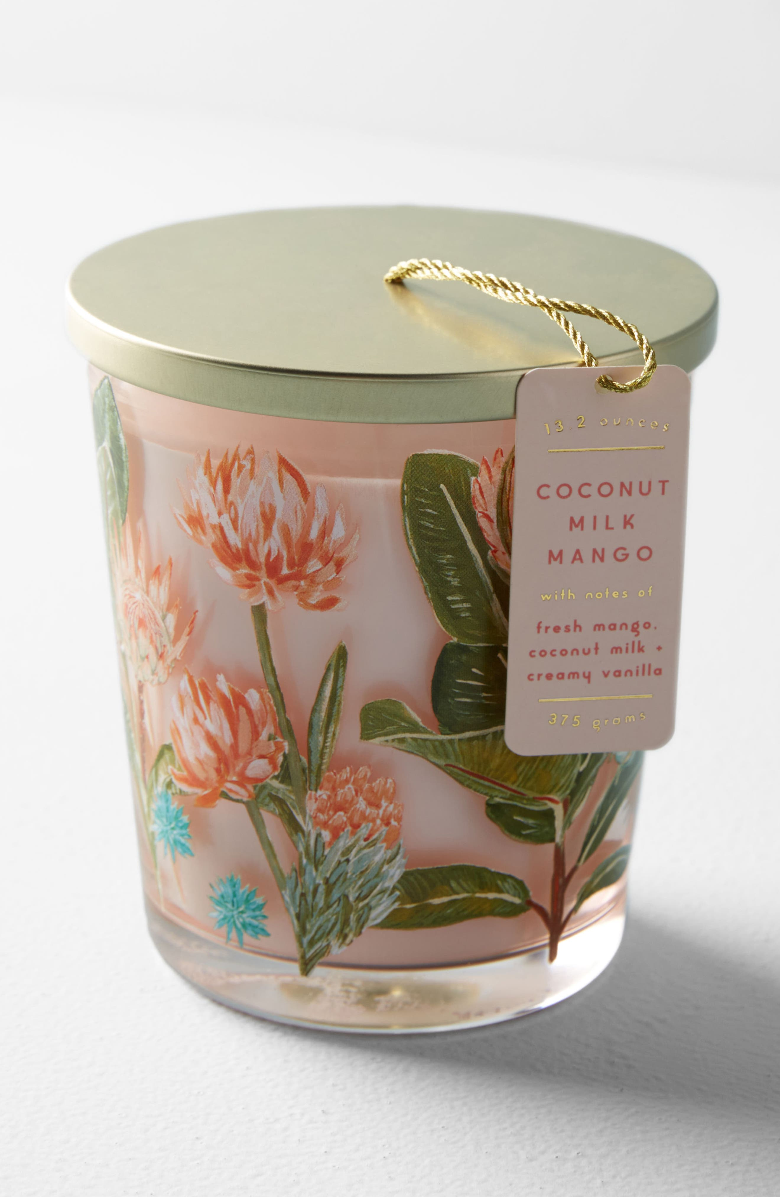 Spring's Eden Candle Jar,                             Main thumbnail 2, color,