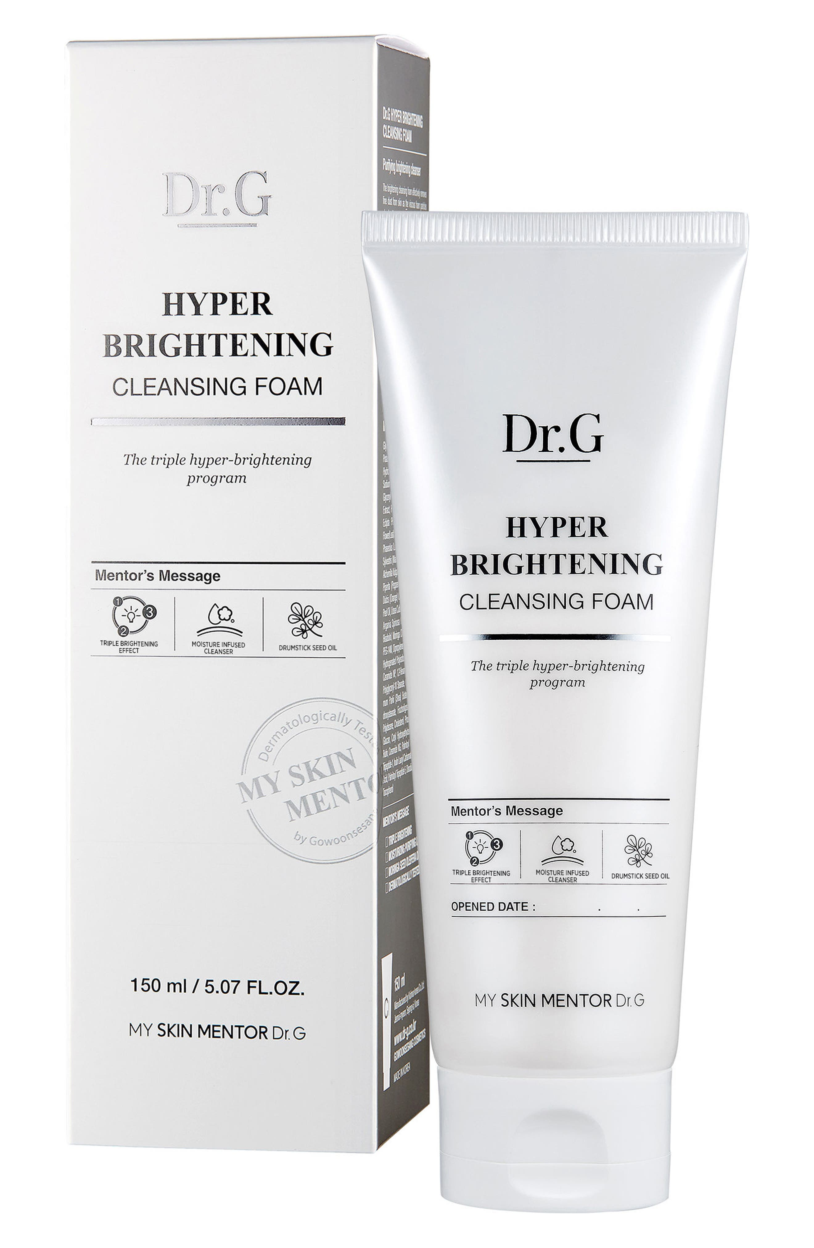 Hyper Brightening Cleansing Foam,                             Alternate thumbnail 3, color,