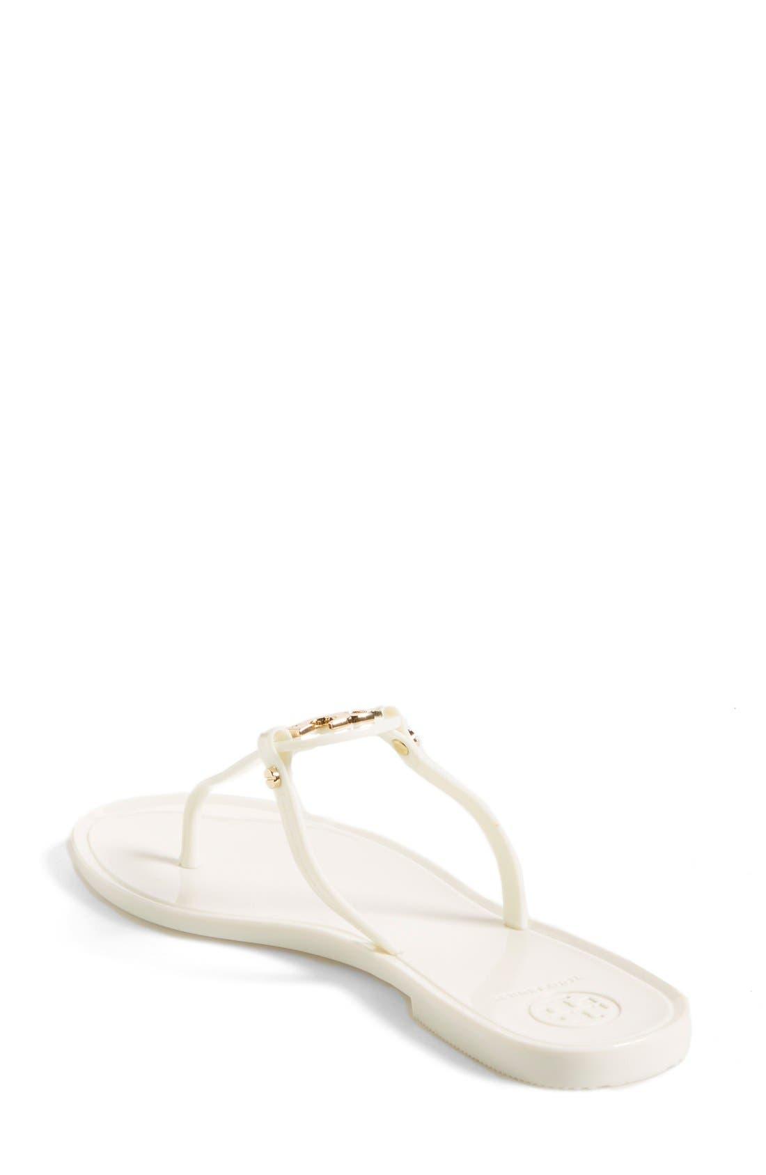 'Mini Miller' Flat Sandal,                             Alternate thumbnail 3, color,                             900