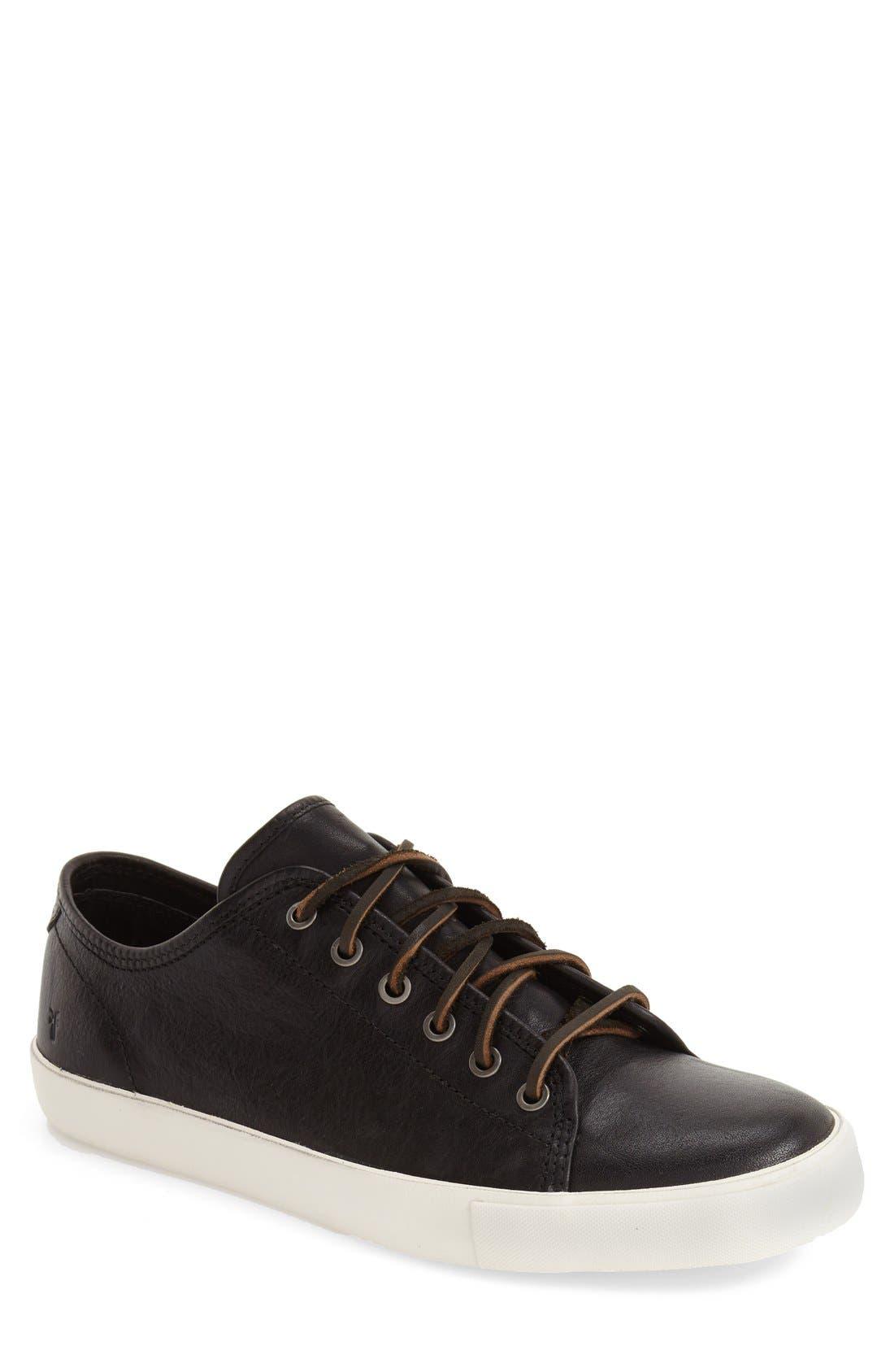 FRYE,                             'Brett' Sneaker,                             Main thumbnail 1, color,                             001