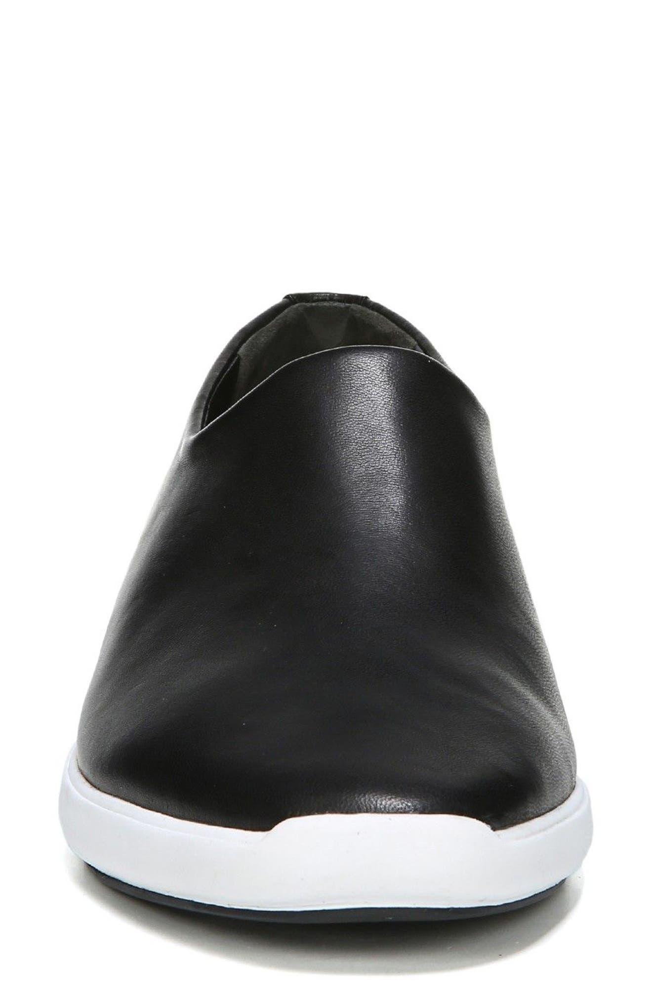 Malena Slip-On Sneaker,                             Alternate thumbnail 4, color,                             001