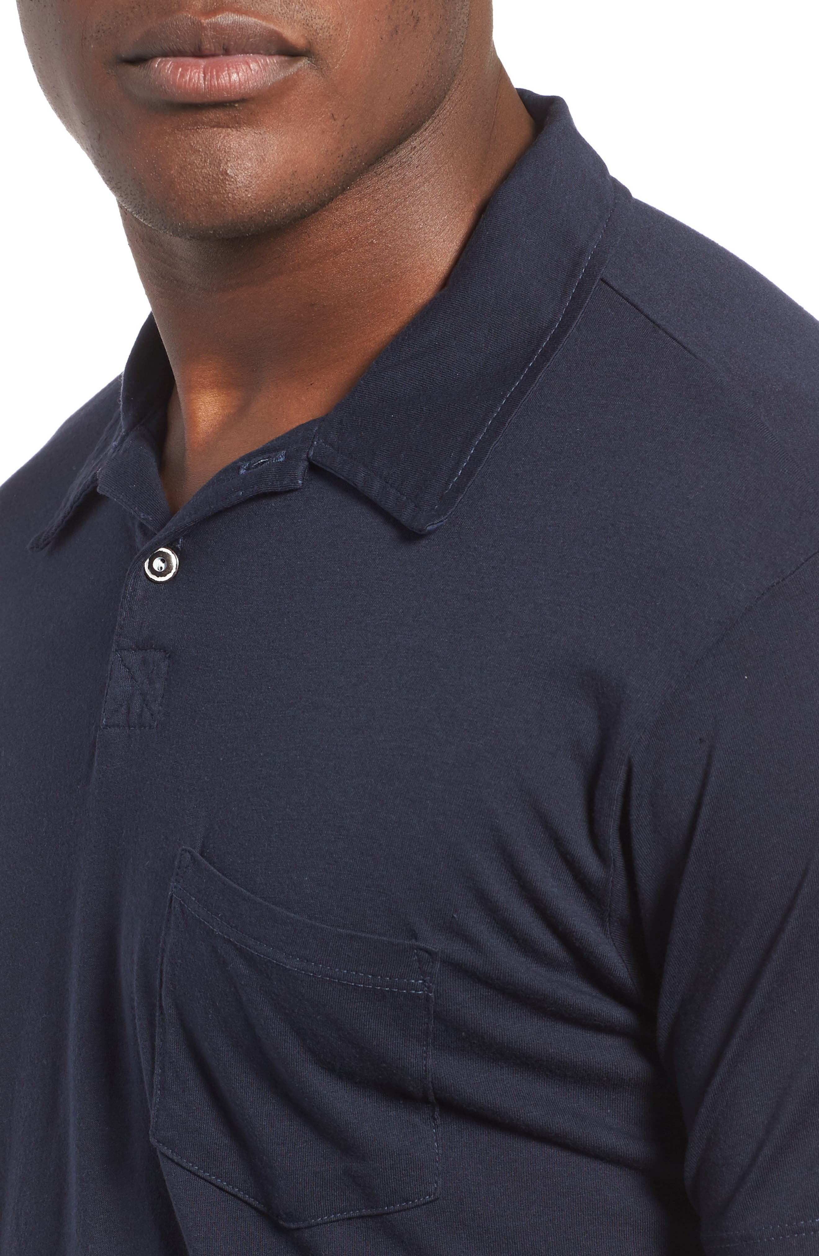 Essential Jersey Polo,                             Alternate thumbnail 15, color,