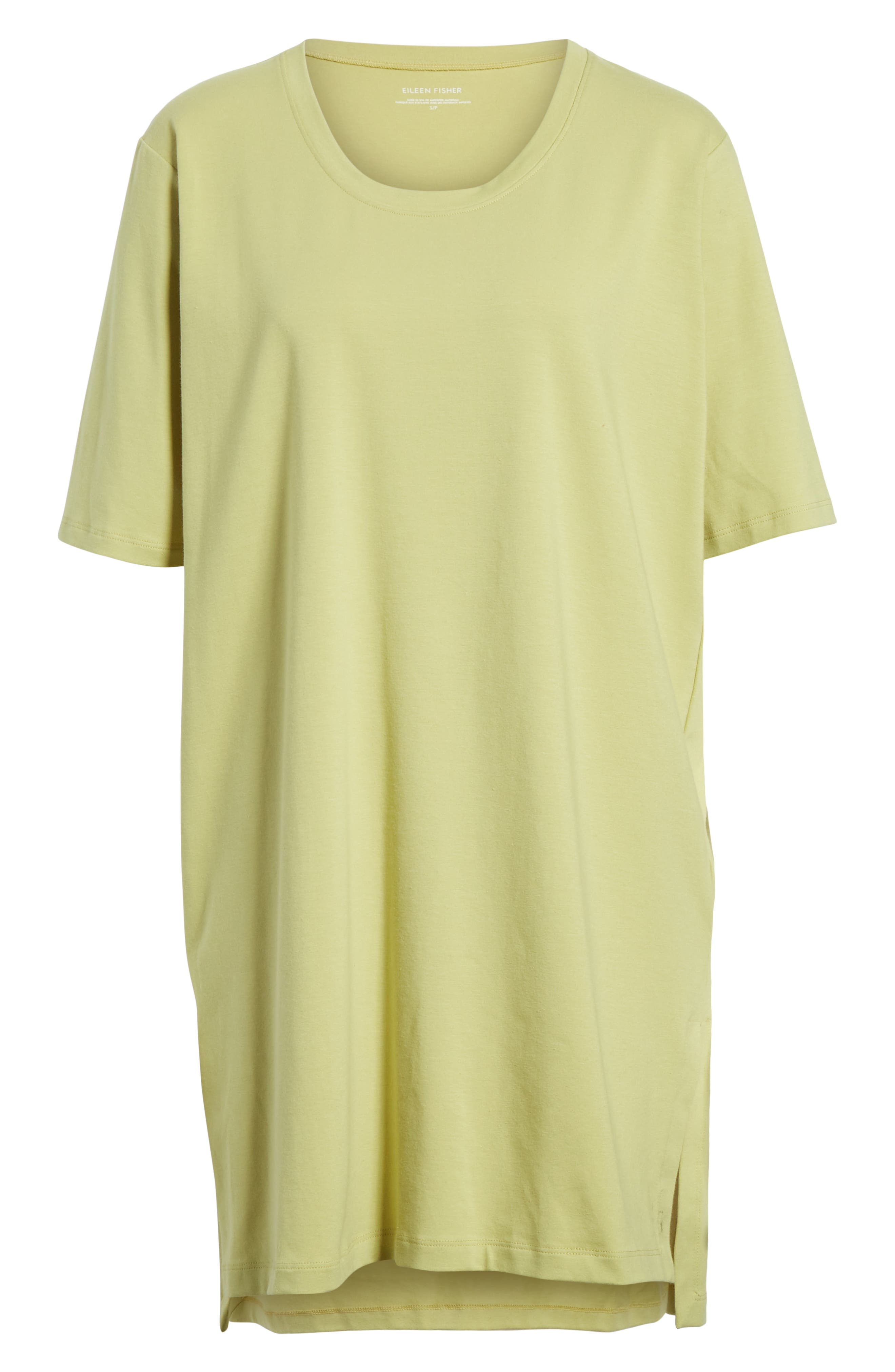 Stretch Organic Cotton Jersey Tunic,                             Alternate thumbnail 6, color,                             361