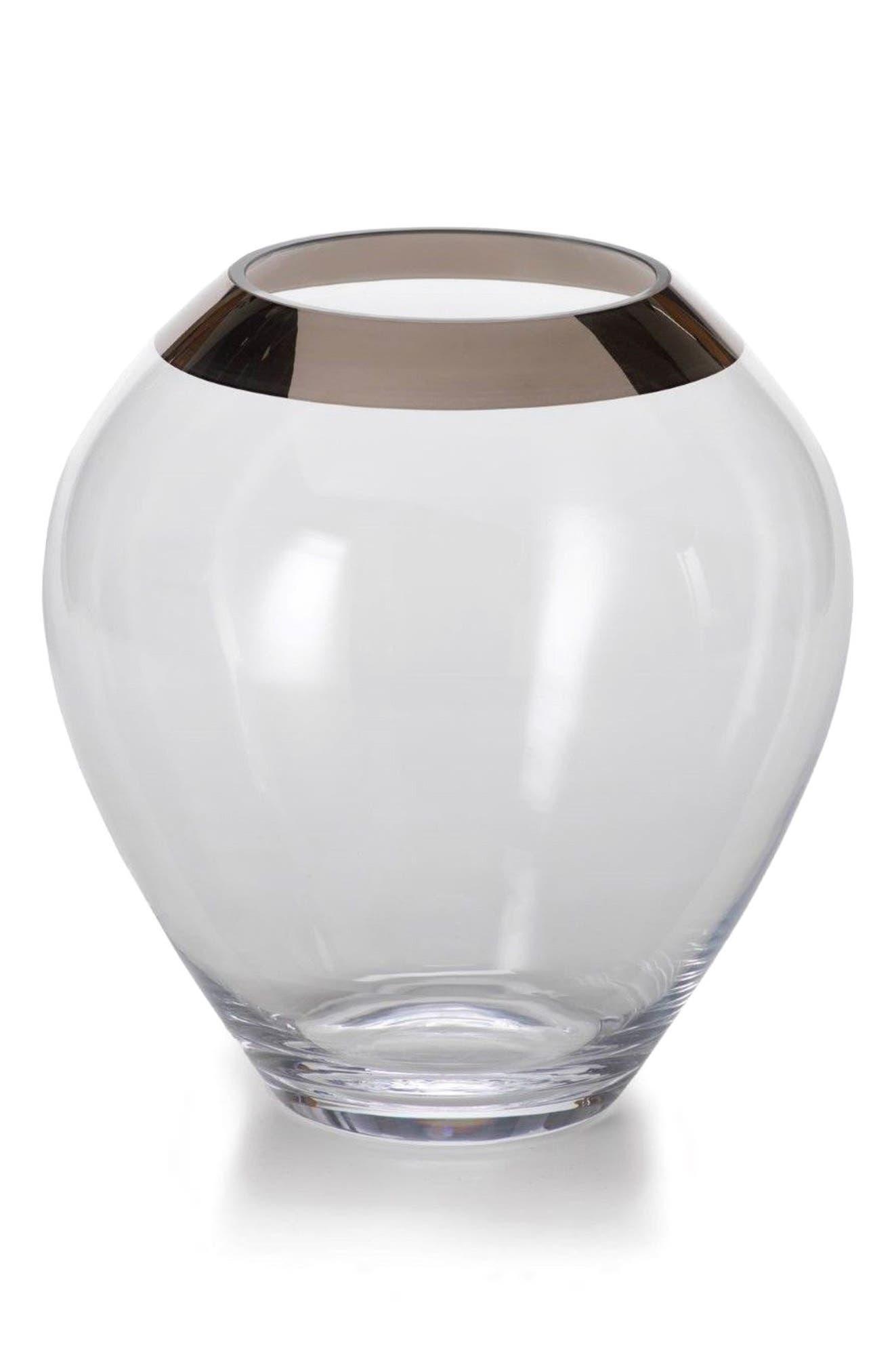 Medium Floris Vase,                             Main thumbnail 1, color,                             100