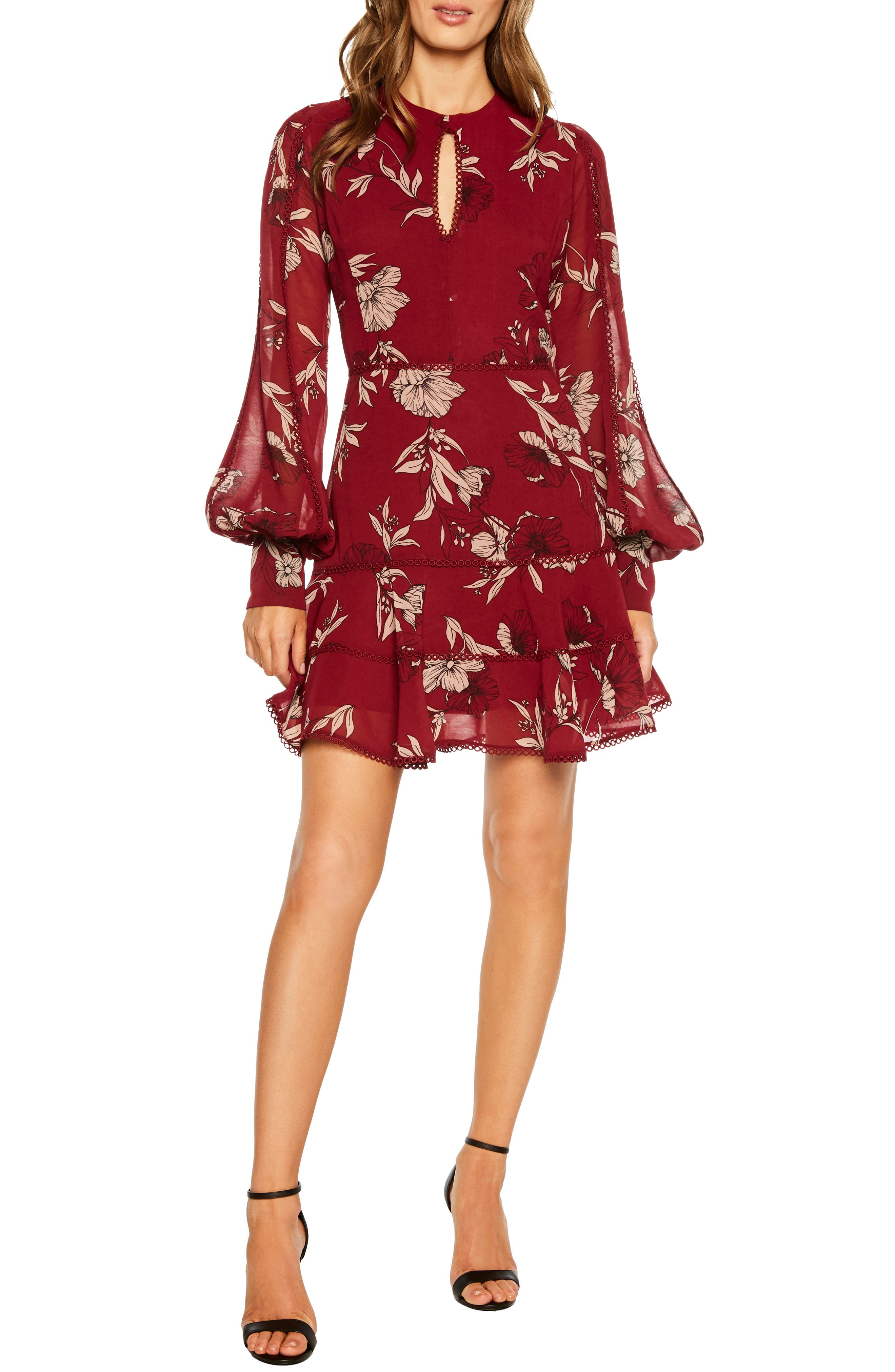 Bardot Tammy Floral Dress