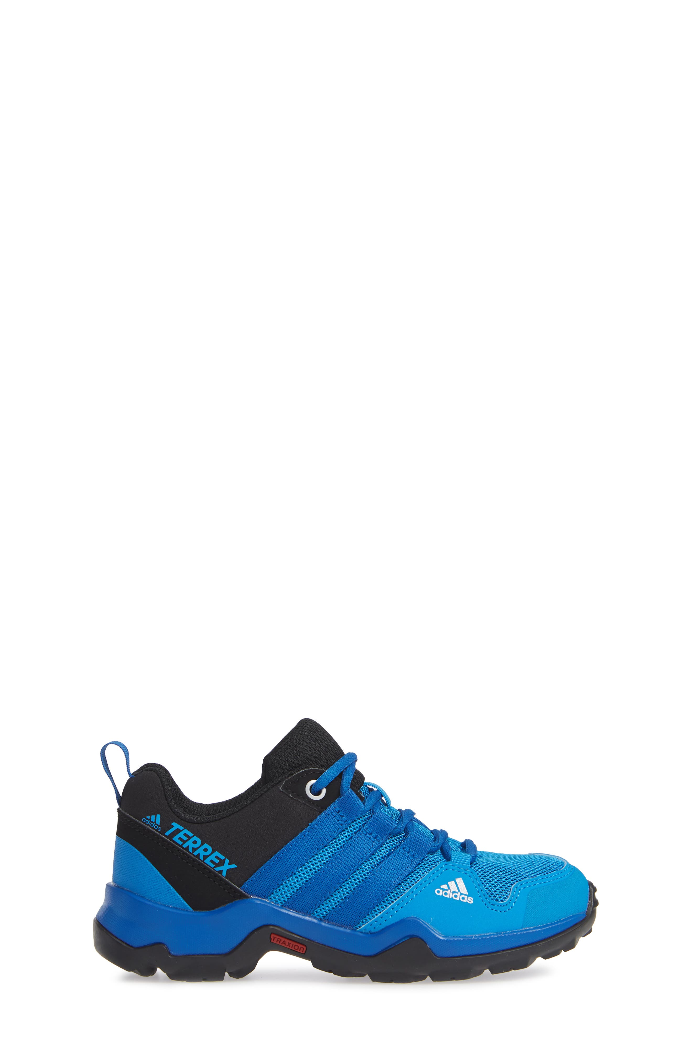 Terrex AX2R CP Sneaker,                             Alternate thumbnail 3, color,                             BLACK/ BLUE BEAUTY/ BLACK