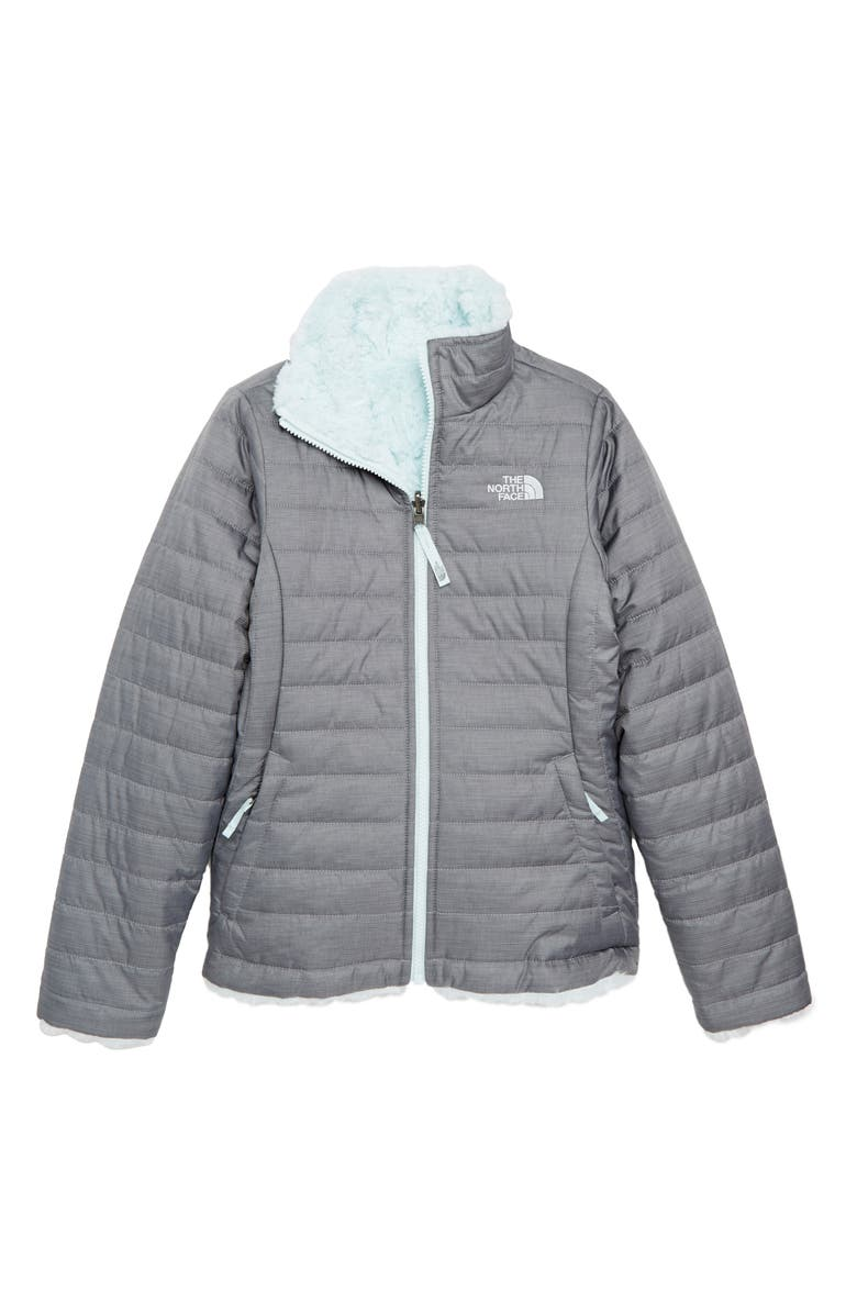 903811bf8aa0 The North Face Mossbud Swirl Reversible Water Repellent Jacket (Big ...