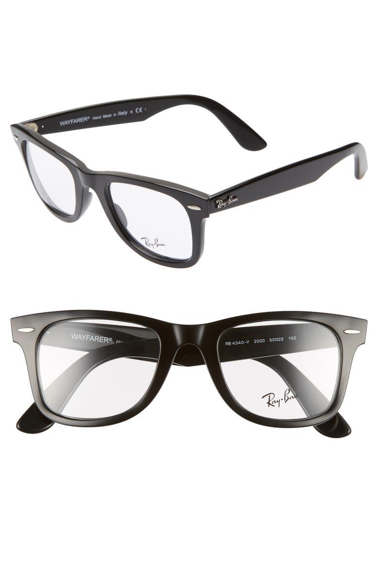 77ec513acc9 Ray-Ban 50mm Optical Glasses