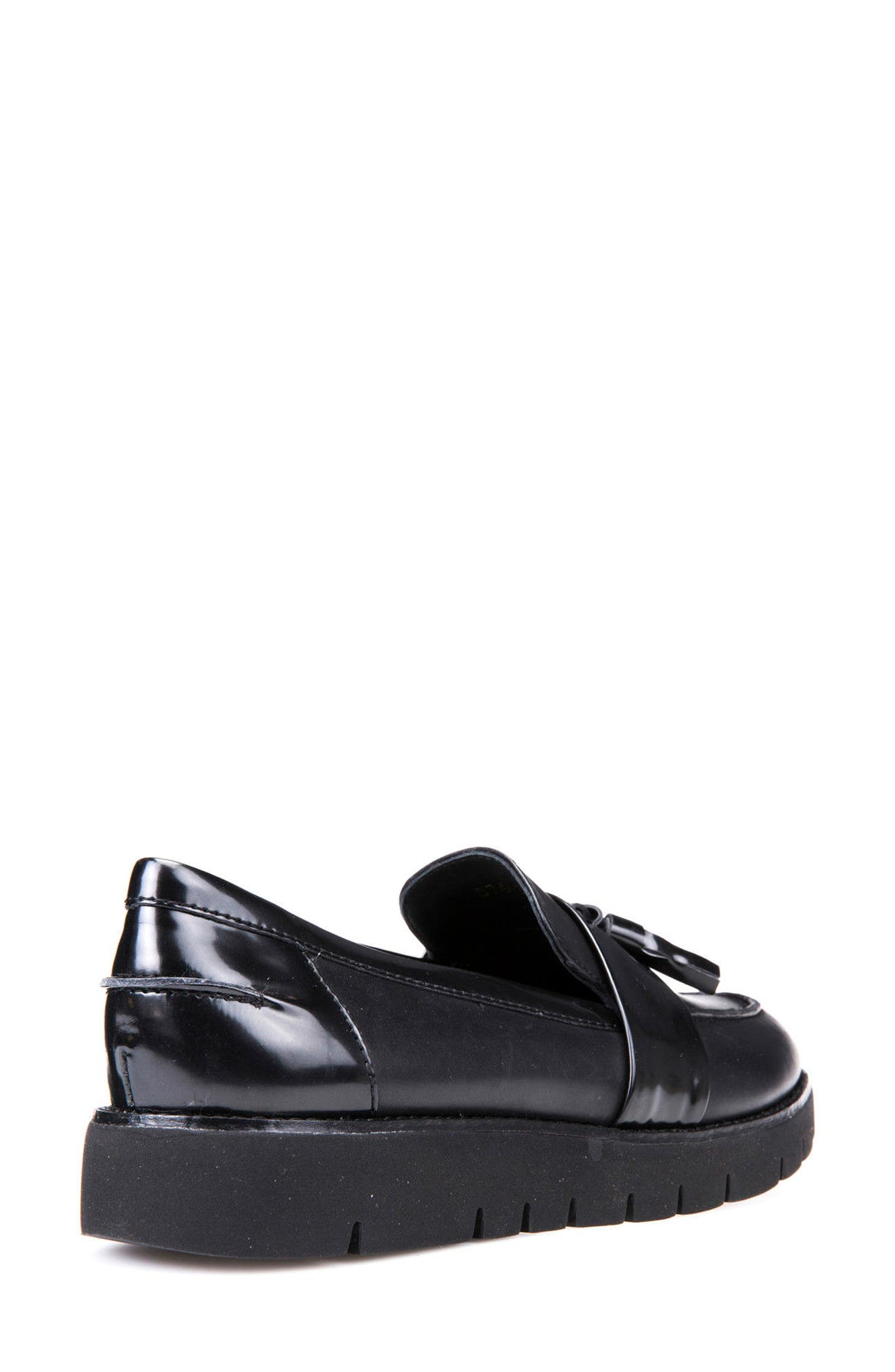 Blenda Tassel Loafer,                             Alternate thumbnail 2, color,                             001