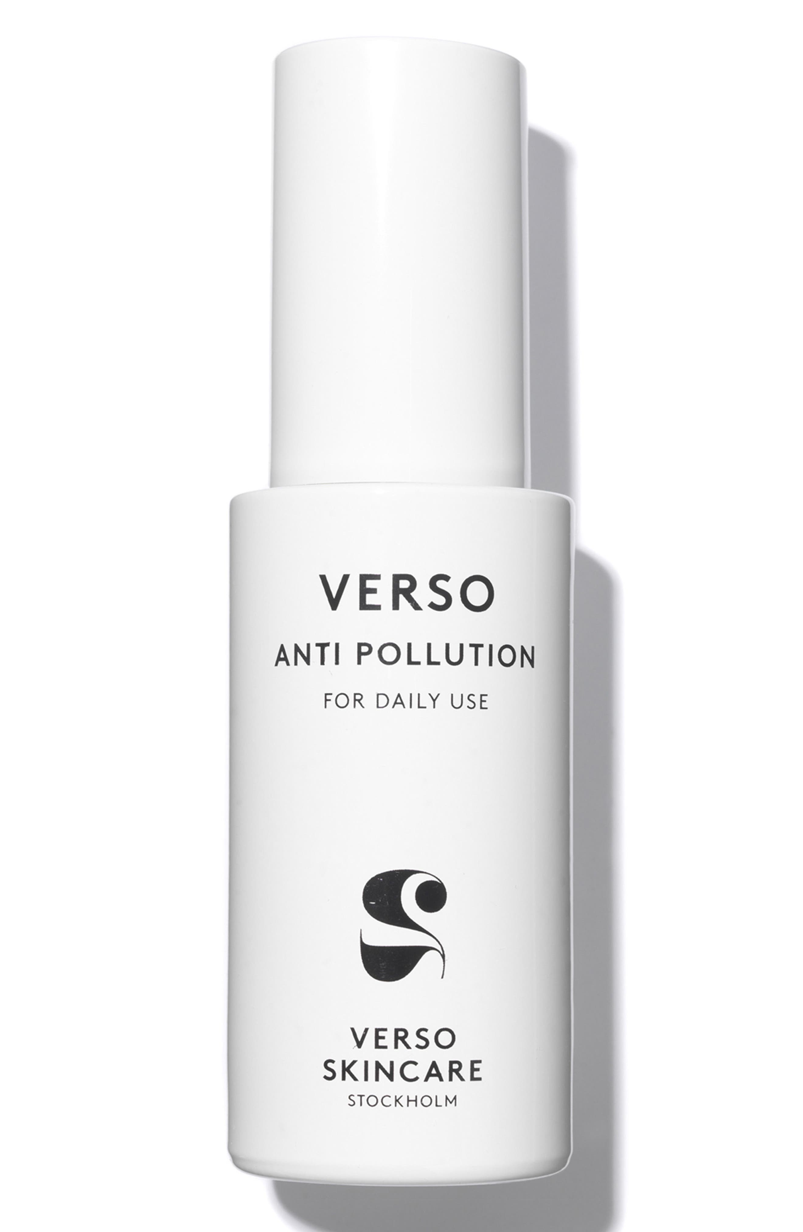 SPACE.NK.apothecary Verso Skincare Anti-Pollution Face Mist,                             Alternate thumbnail 5, color,                             000