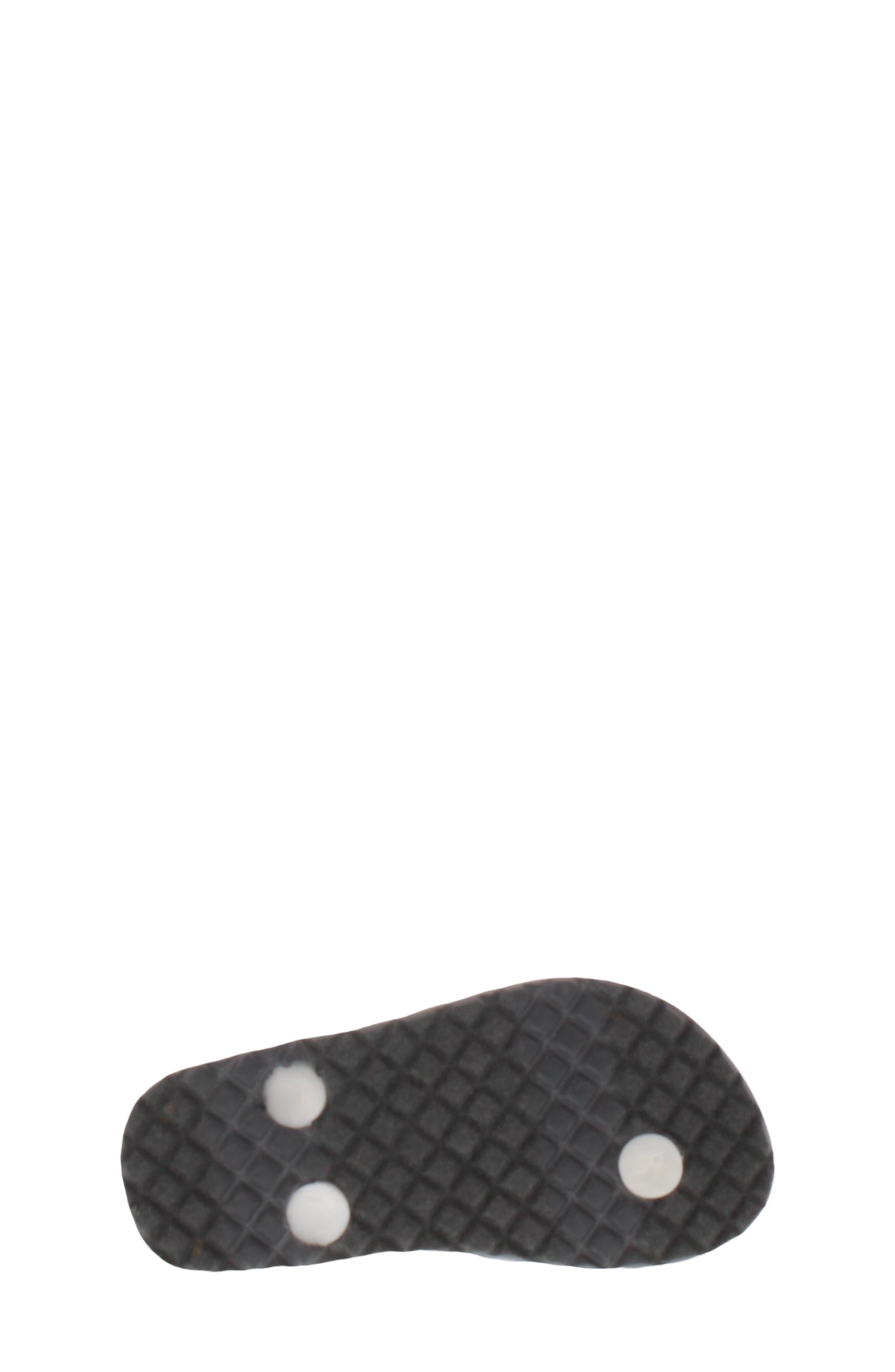 Endine Butterfly Sandal,                             Alternate thumbnail 6, color,                             BLACK GREY