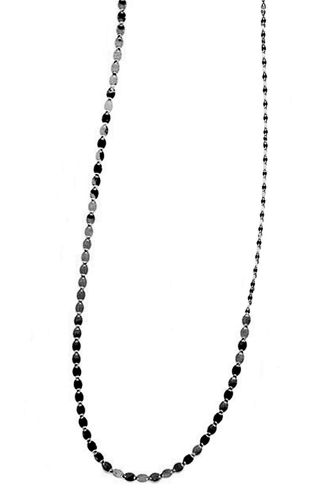 'Long Vanity' Strand Necklace,                             Main thumbnail 3, color,