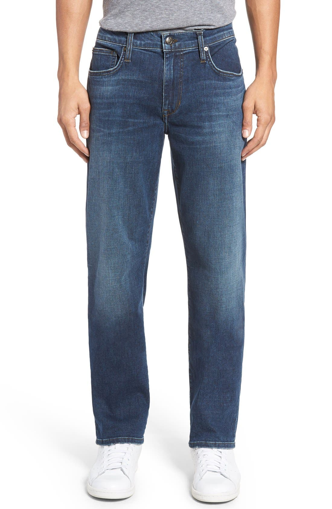 Brixton Slim Fit Jeans,                             Main thumbnail 1, color,                             400