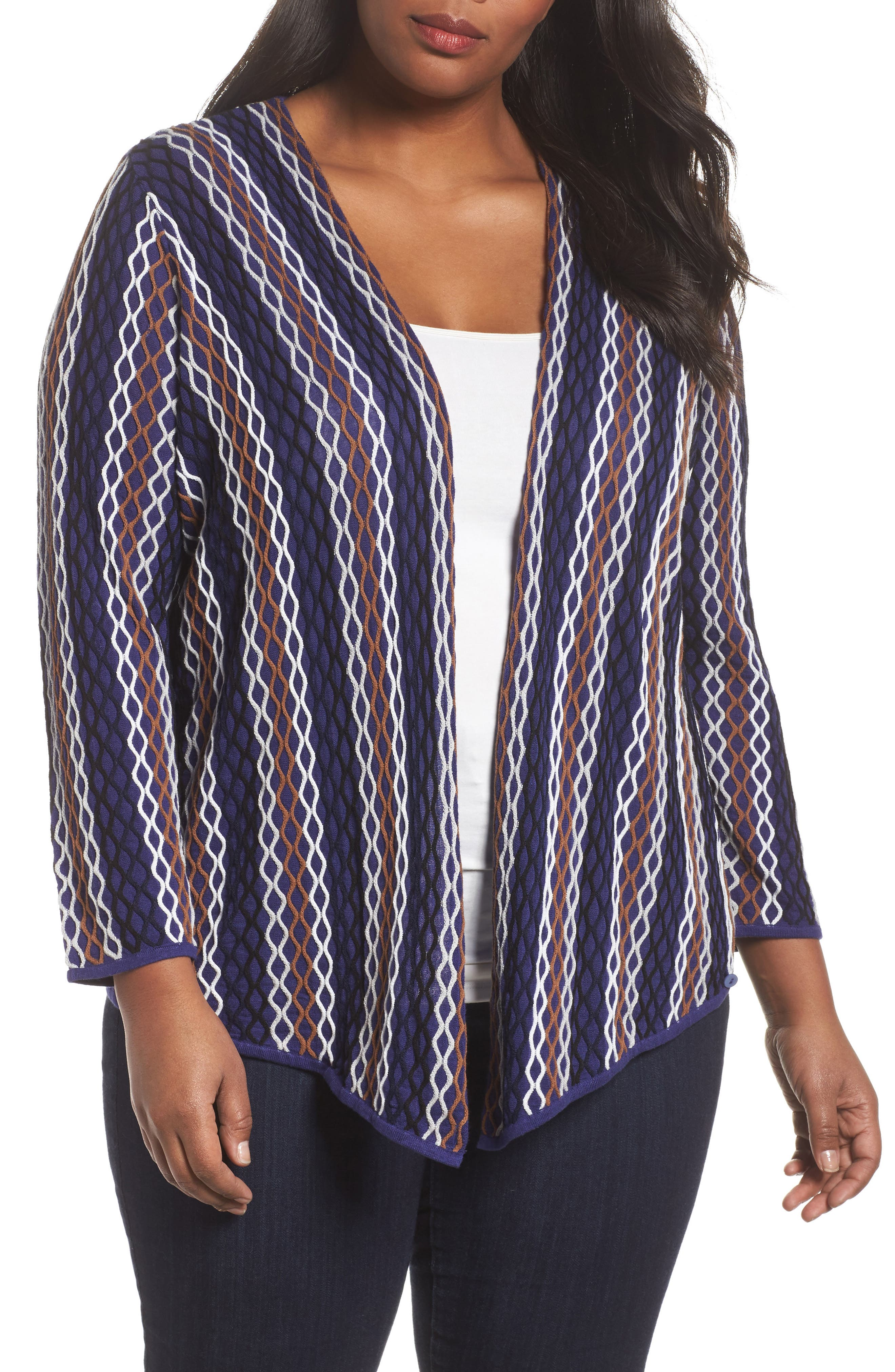 Squiggled Up Four Way Cardigan,                         Main,                         color, 490