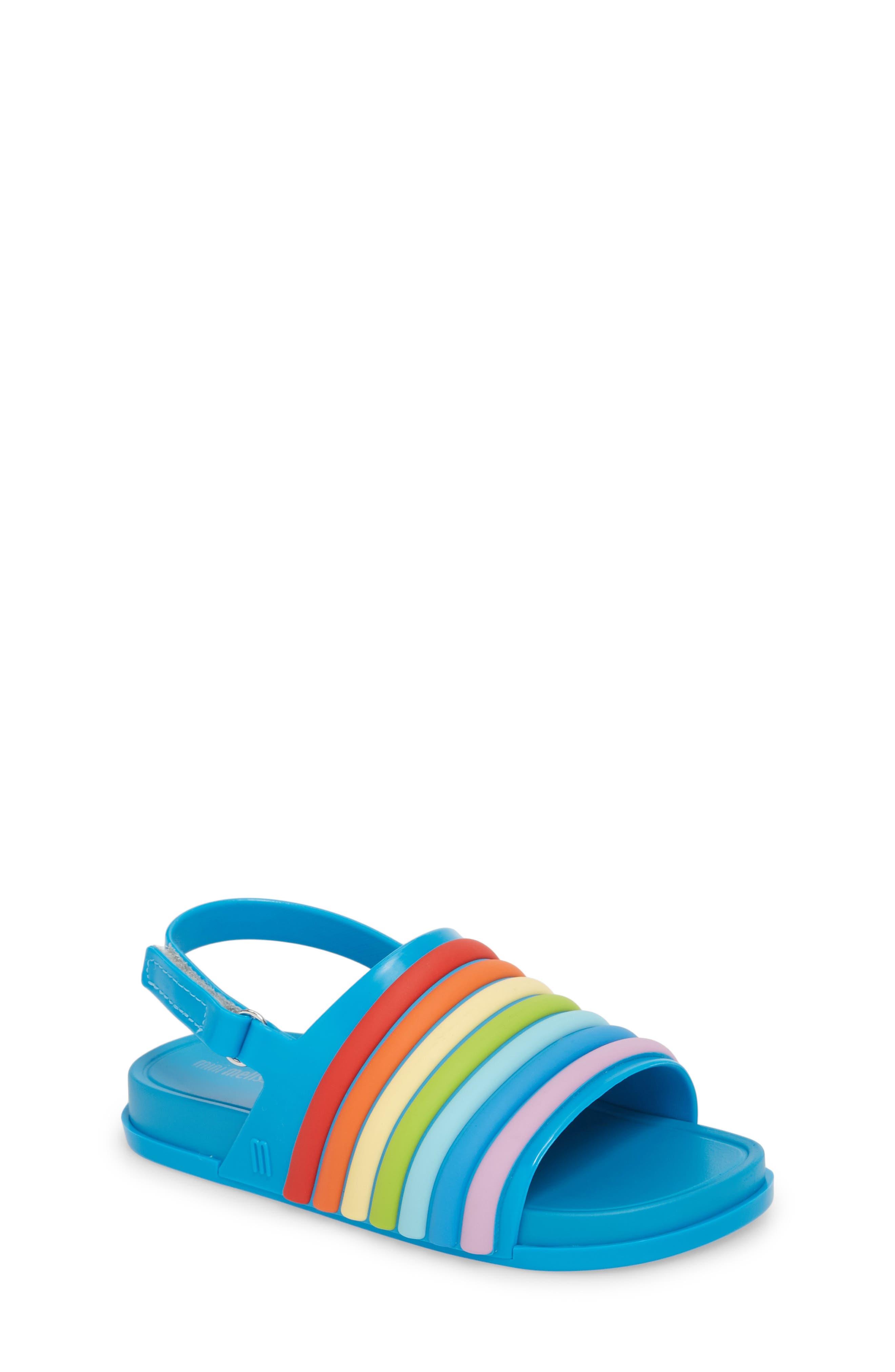 Rainbow Beach Sandal,                             Main thumbnail 3, color,