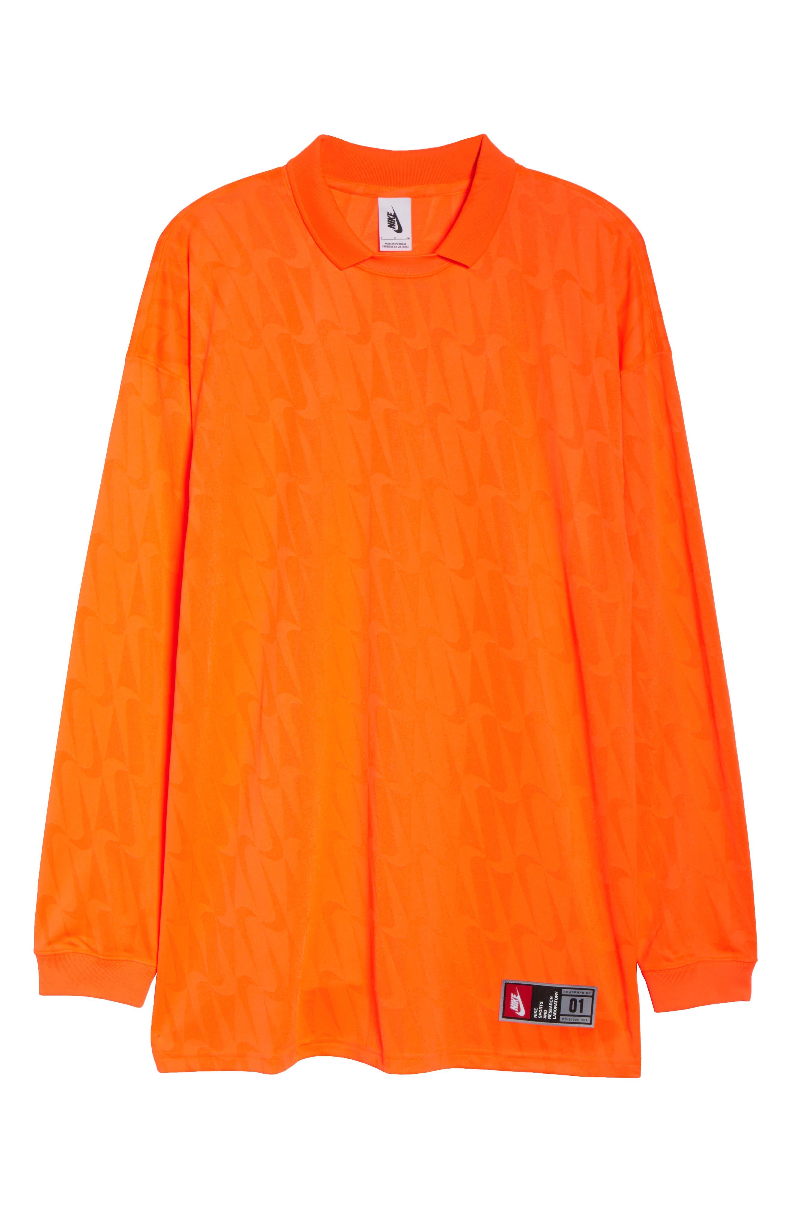 NRG Jersey Dress,                             Alternate thumbnail 7, color,                             HYPER CRIMSON