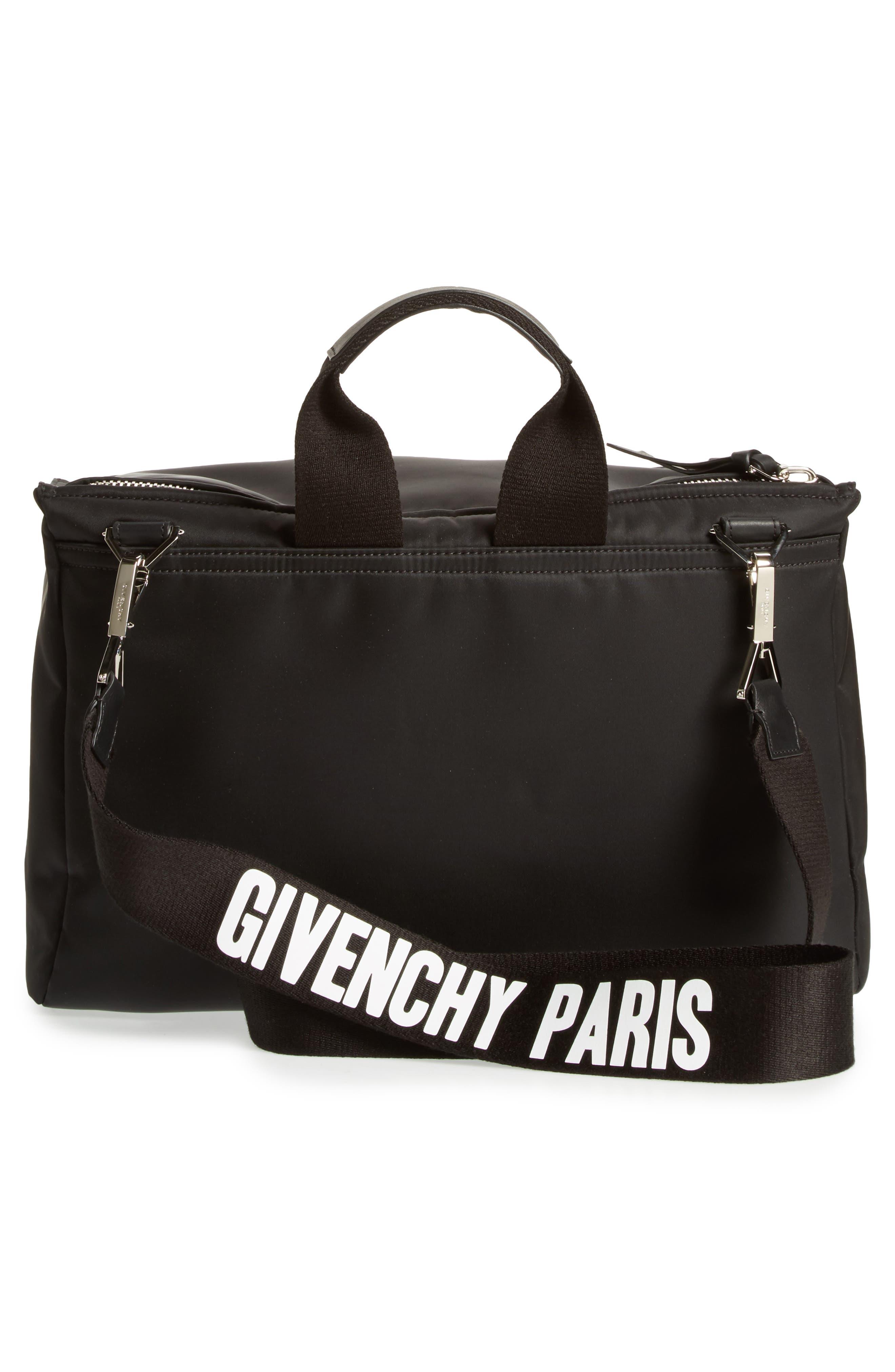 Paris Pandora Shoulder Bag,                             Alternate thumbnail 3, color,                             004