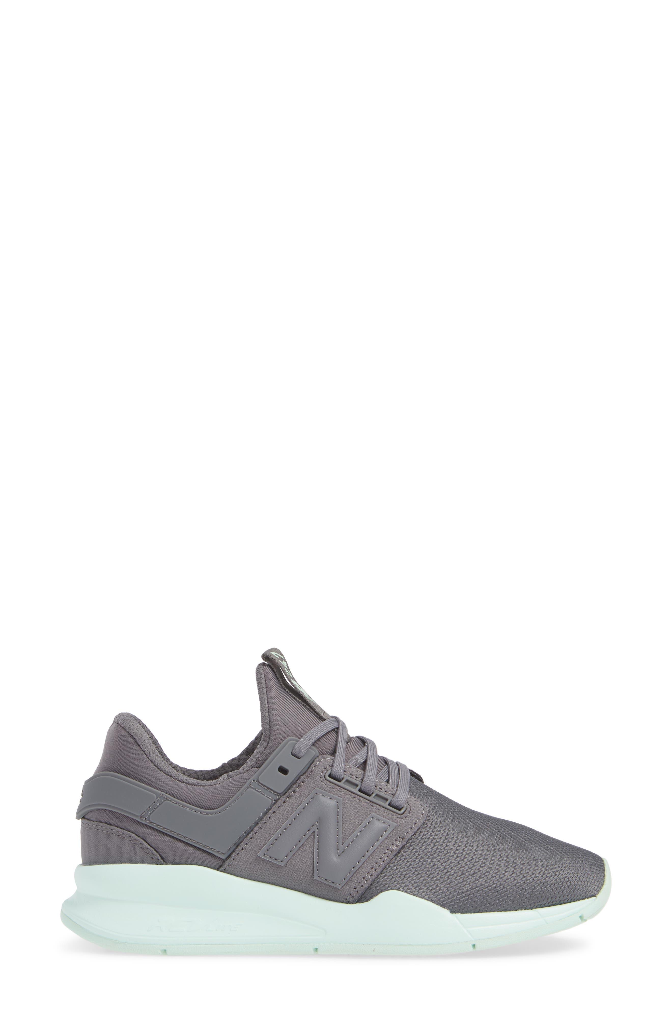 Sport Style 247 Sneaker,                             Alternate thumbnail 3, color,                             020