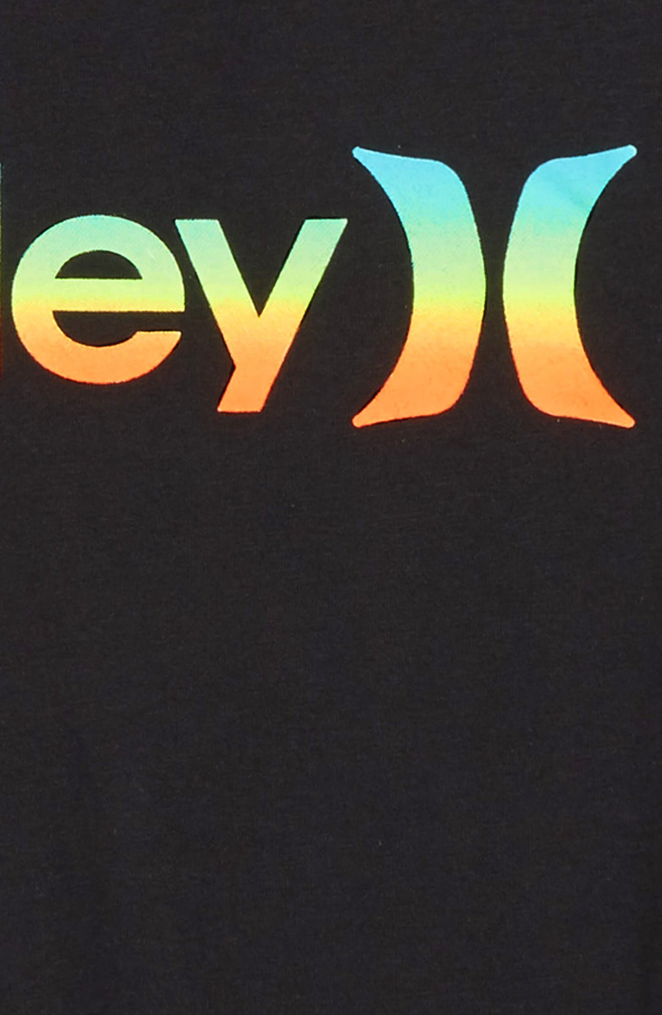 One & Only Gradient T-Shirt,                             Alternate thumbnail 2, color,                             003