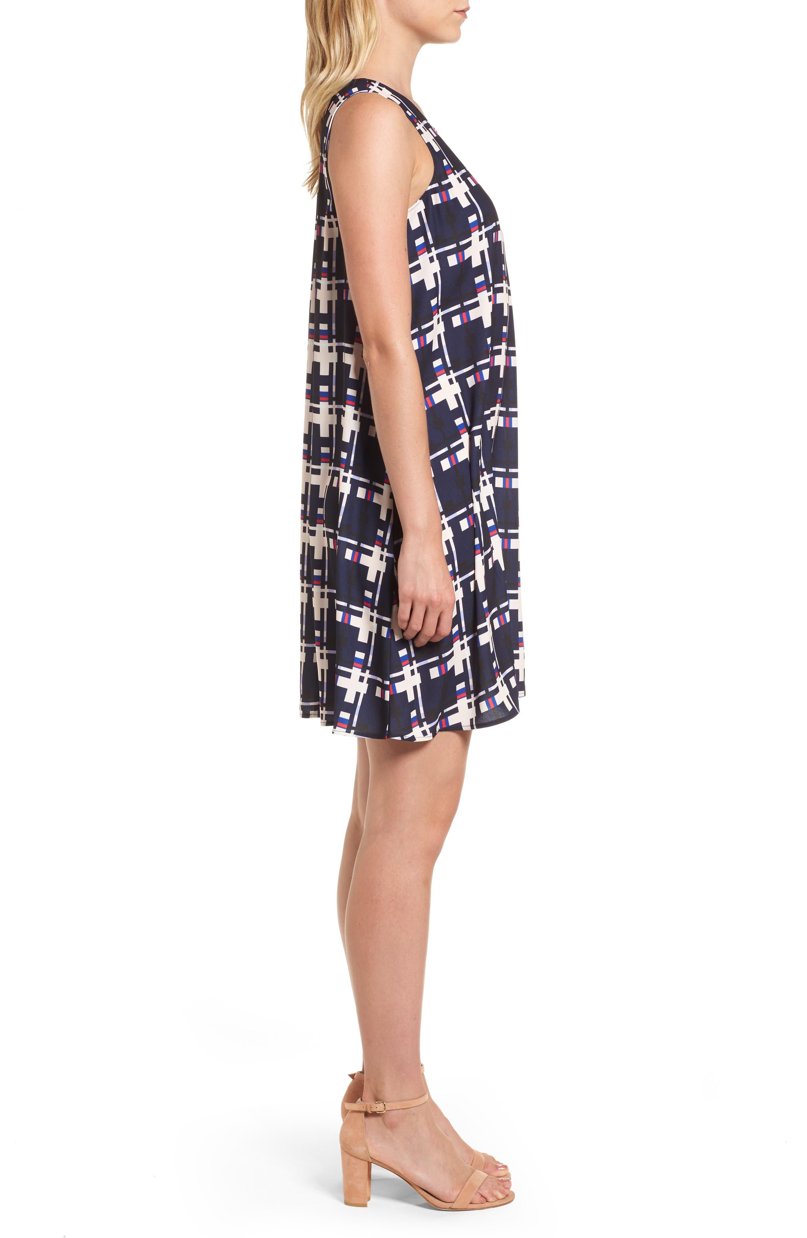 A-Line Dress,                             Alternate thumbnail 61, color,