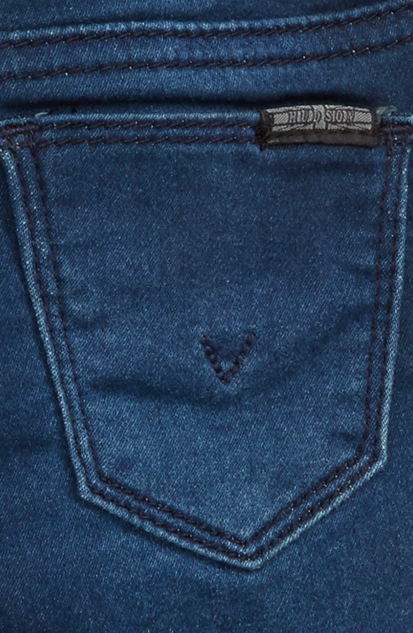 Moto Skinny Jeans,                             Alternate thumbnail 3, color,                             476