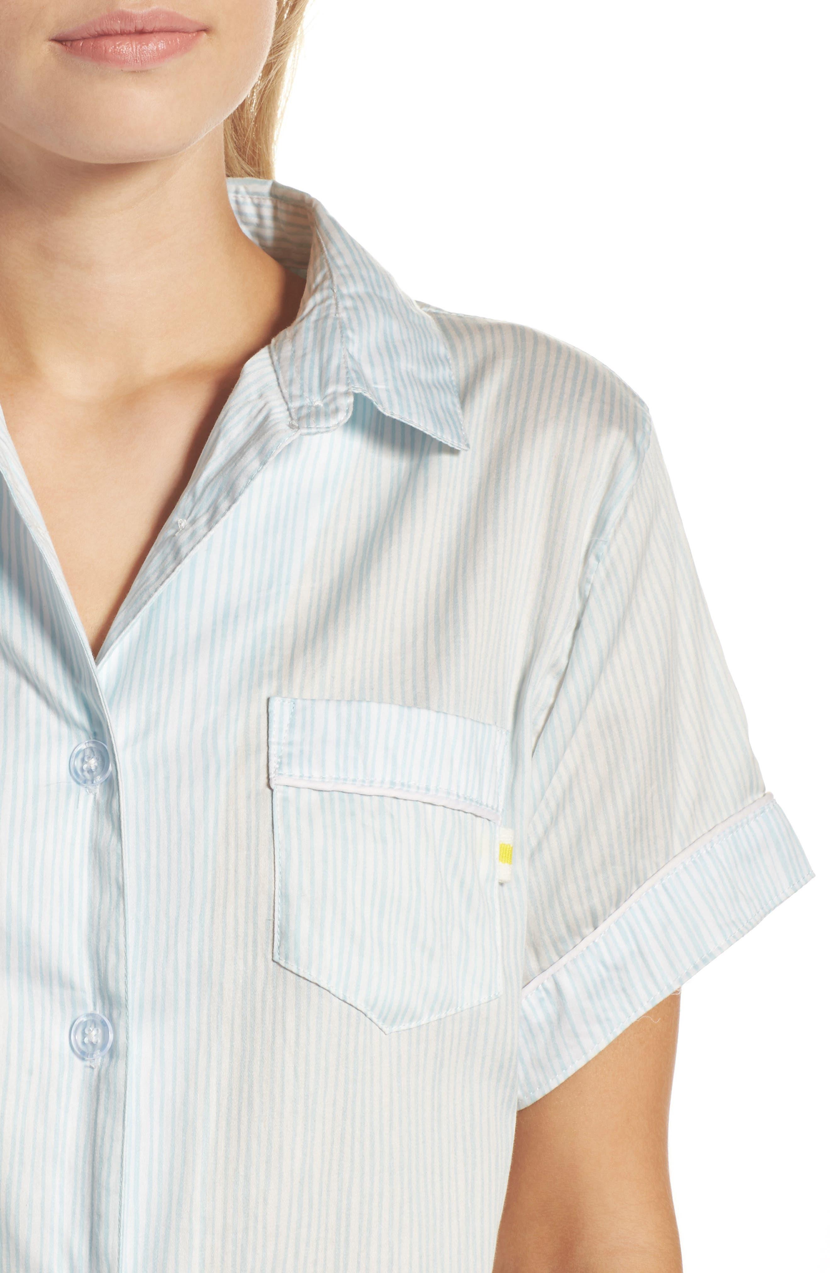 Kit Short Pajamas,                             Alternate thumbnail 4, color,                             440