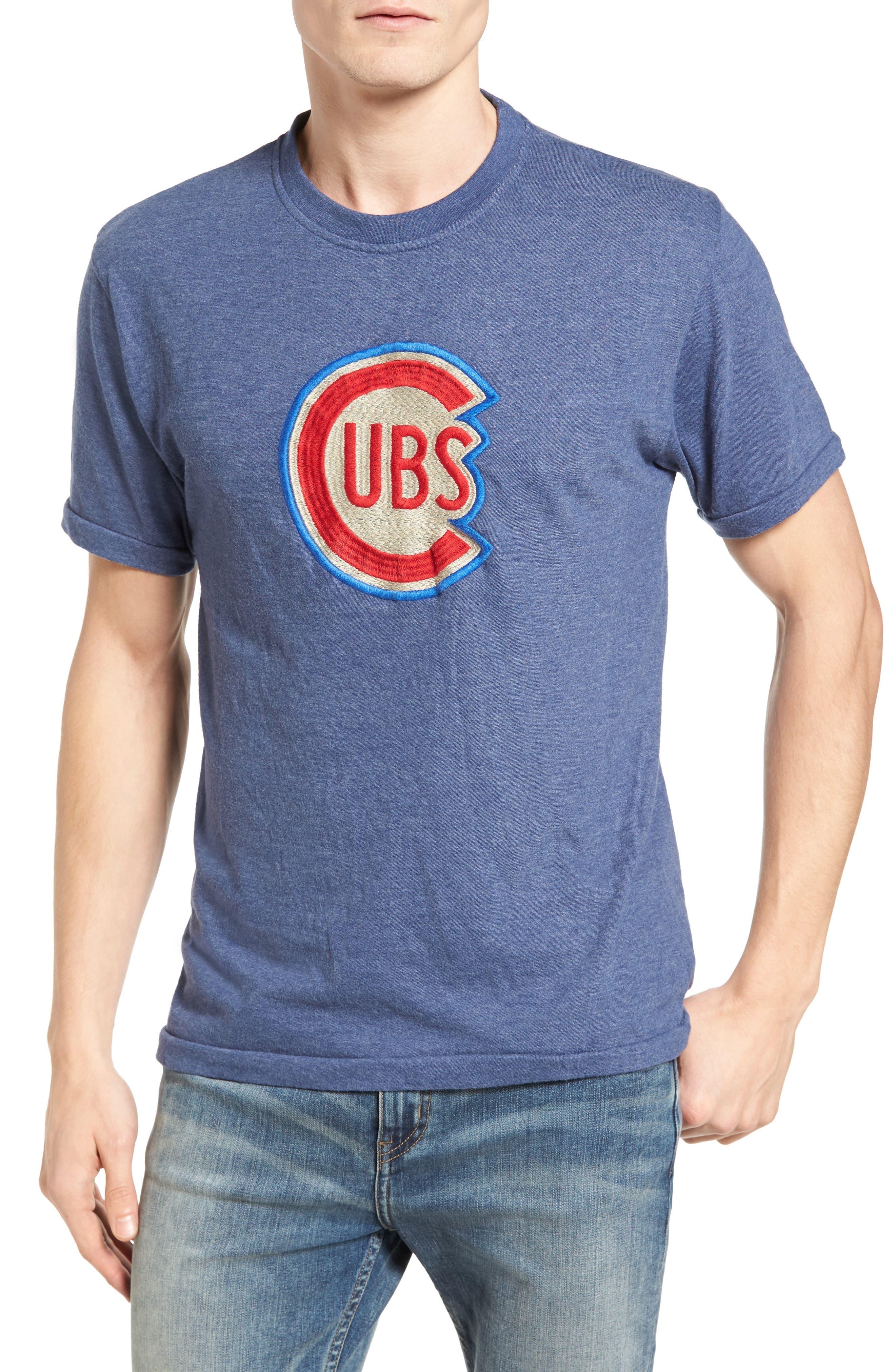 Hillwood Chicago Cubs T-Shirt,                         Main,                         color, 422