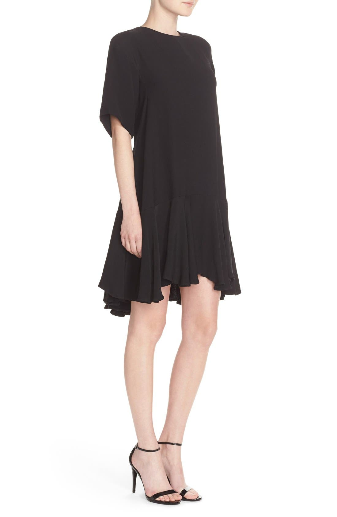 Drop Waist Knit Dress,                             Alternate thumbnail 13, color,