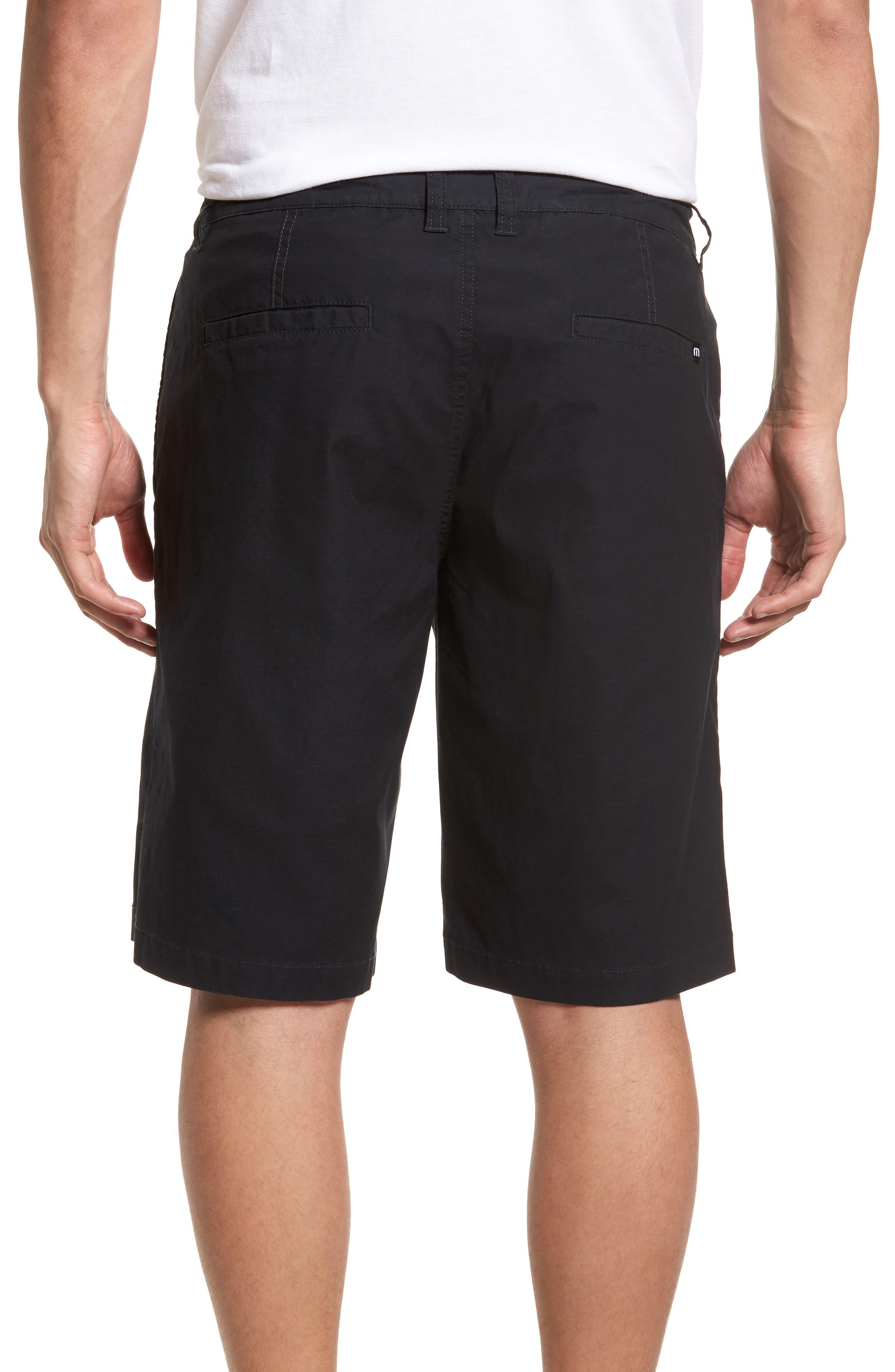 Huntington Shorts,                             Alternate thumbnail 2, color,                             BLACK