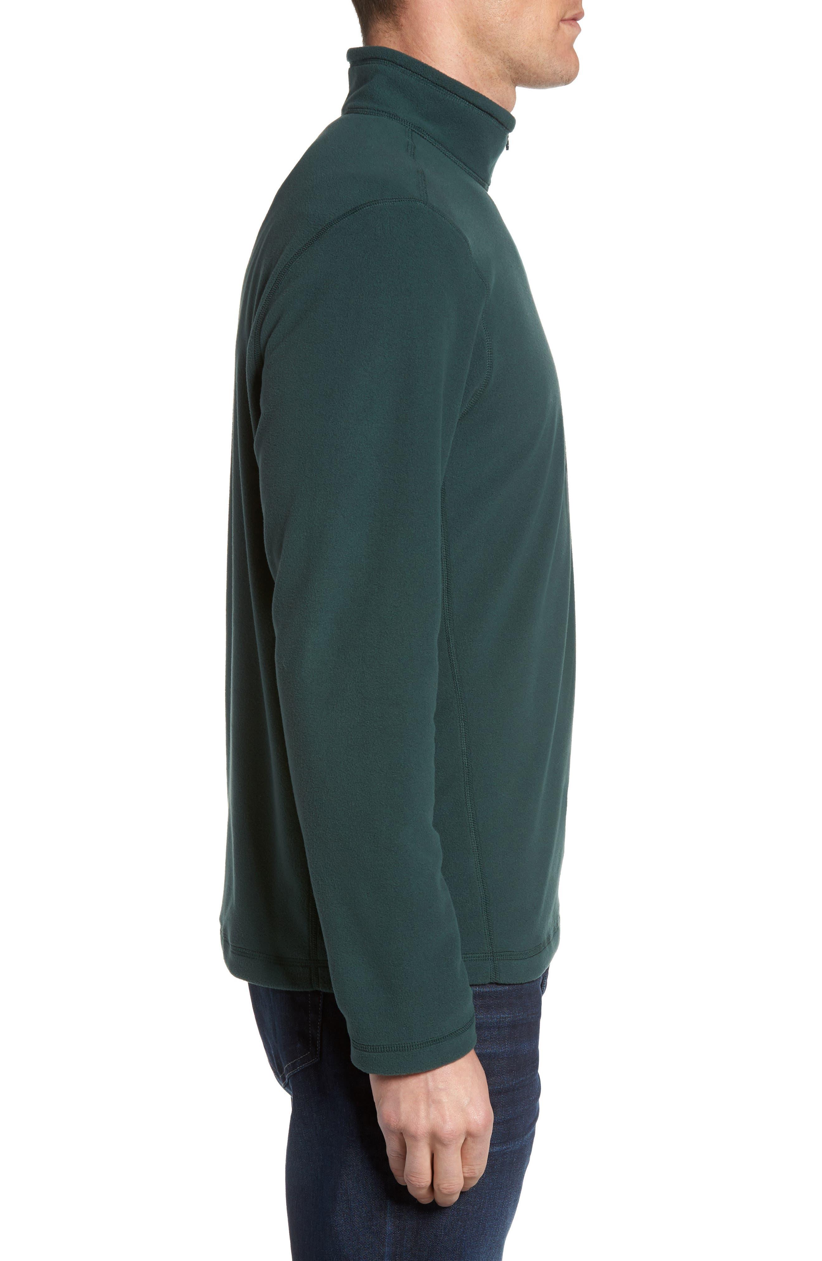 'TKA 100 Glacier' Quarter Zip Fleece Pullover,                             Alternate thumbnail 119, color,