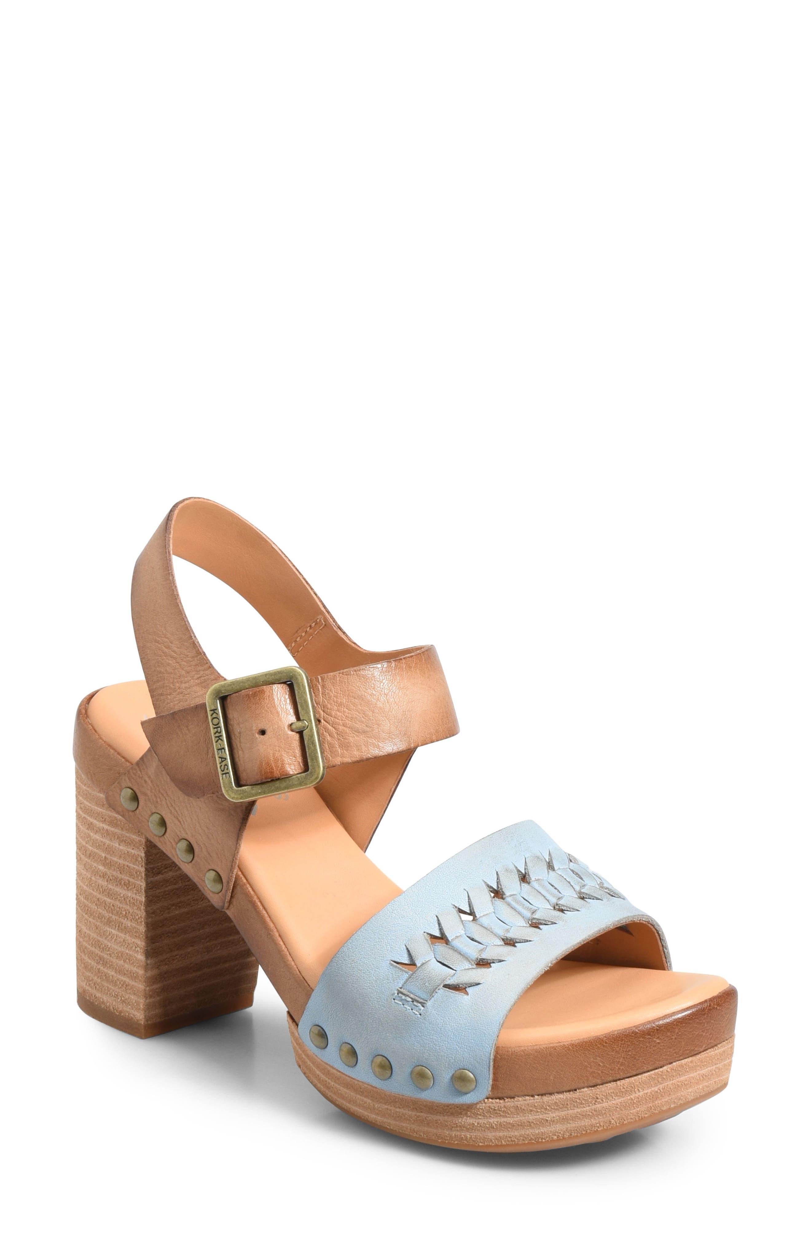 Pasilla Platform Sandal,                             Main thumbnail 3, color,