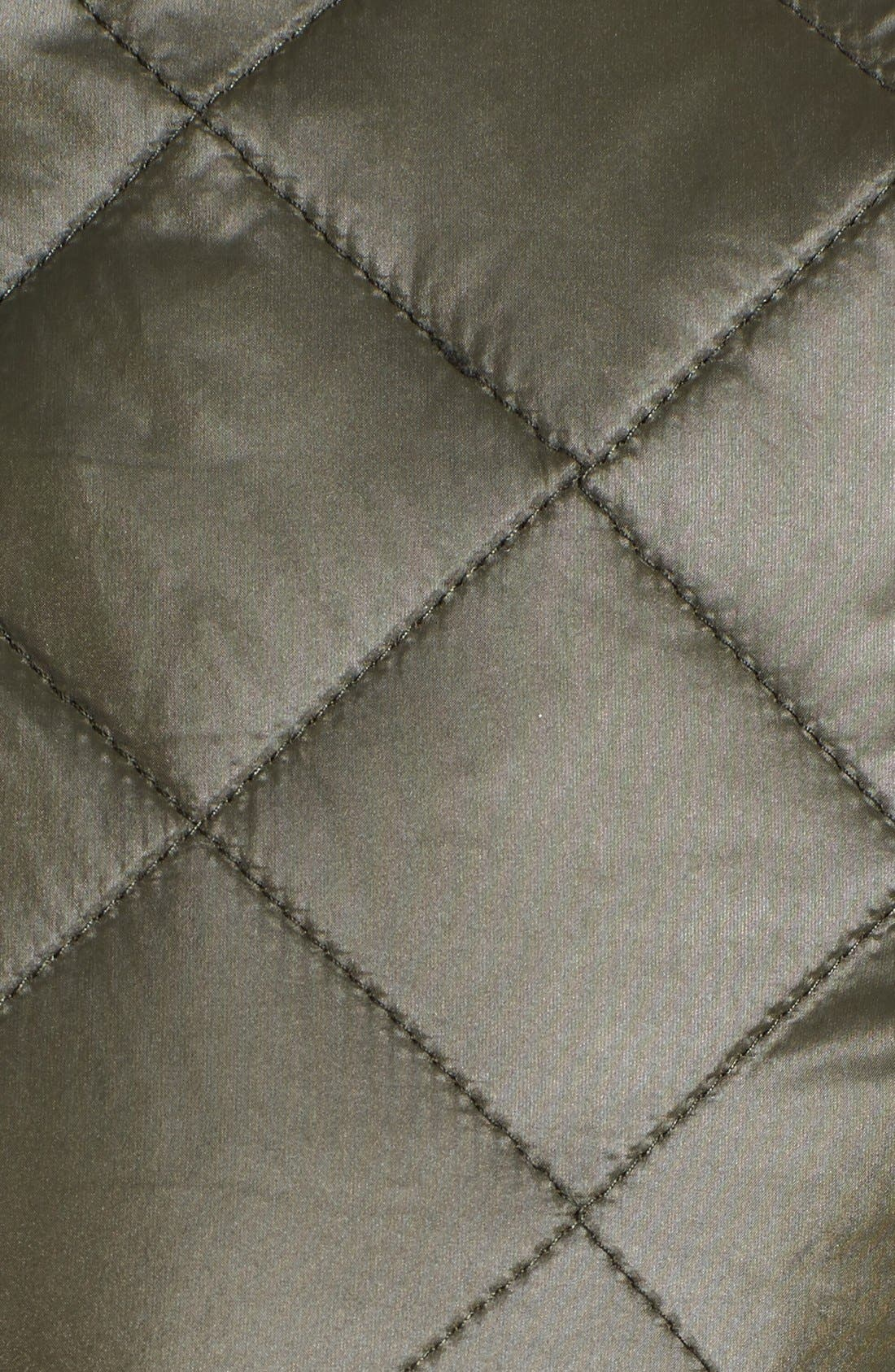 Quilted Bomber Jacket,                             Alternate thumbnail 24, color,