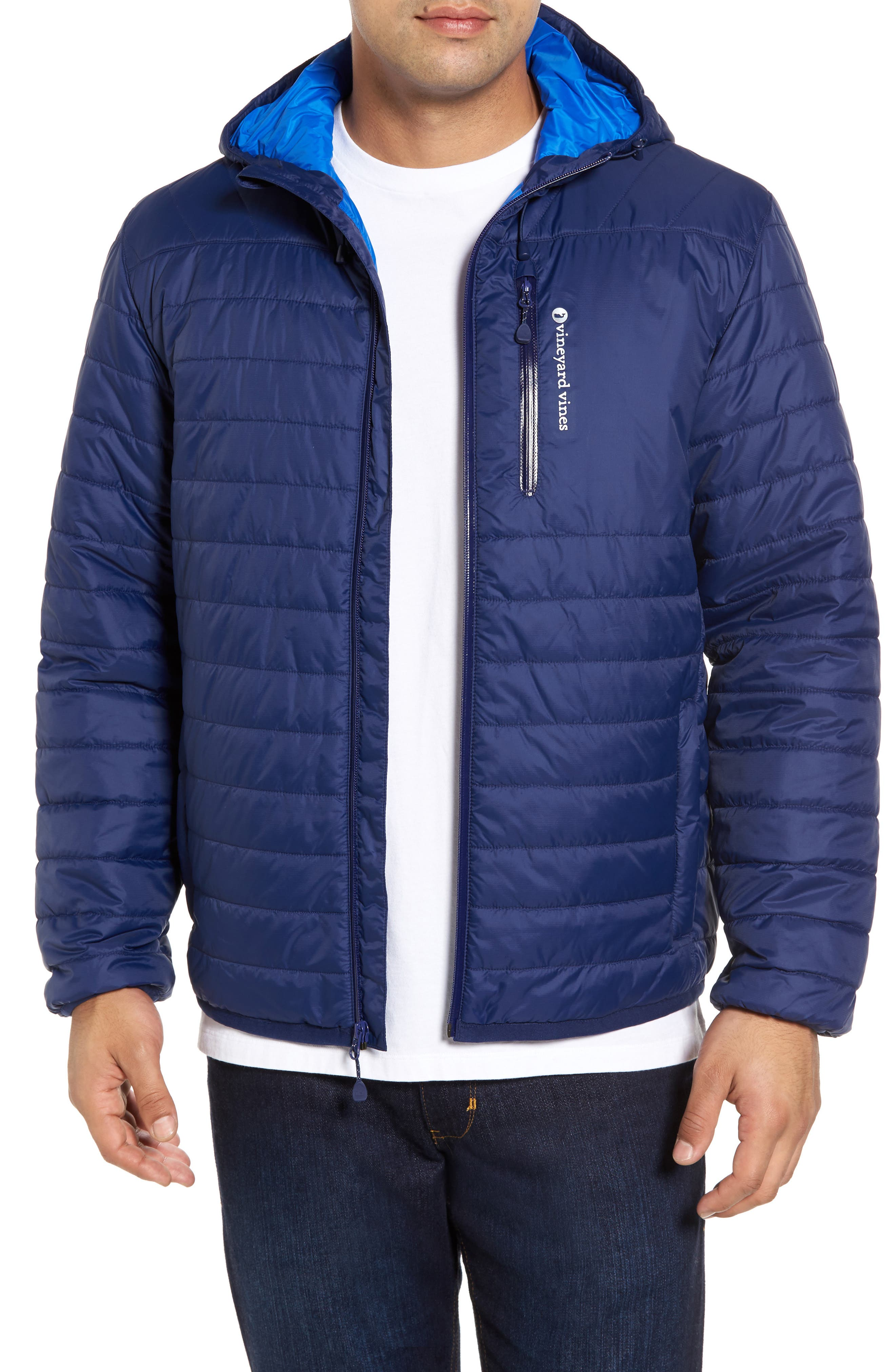 Updated Mountain Weekend Quilted Jacket,                             Main thumbnail 1, color,